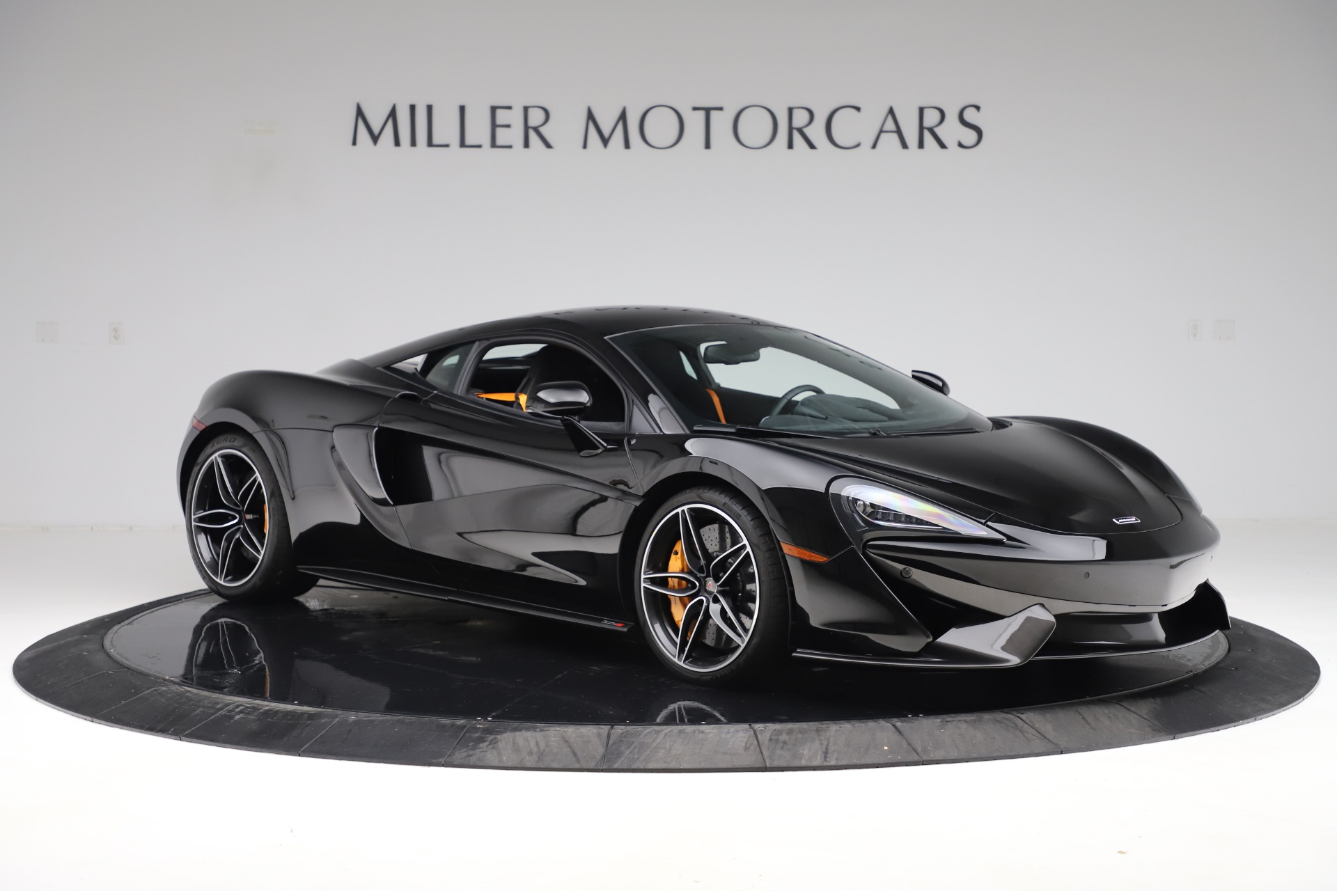 Used 2017 McLaren 570S Coupe For Sale In Greenwich, CT 3503_p9