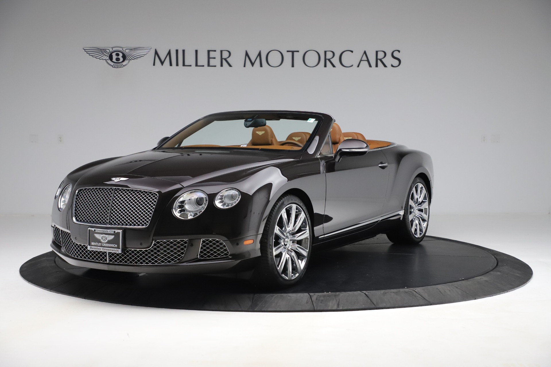 Used 2013 Bentley Continental GT W12 For Sale In Greenwich, CT 3505_main