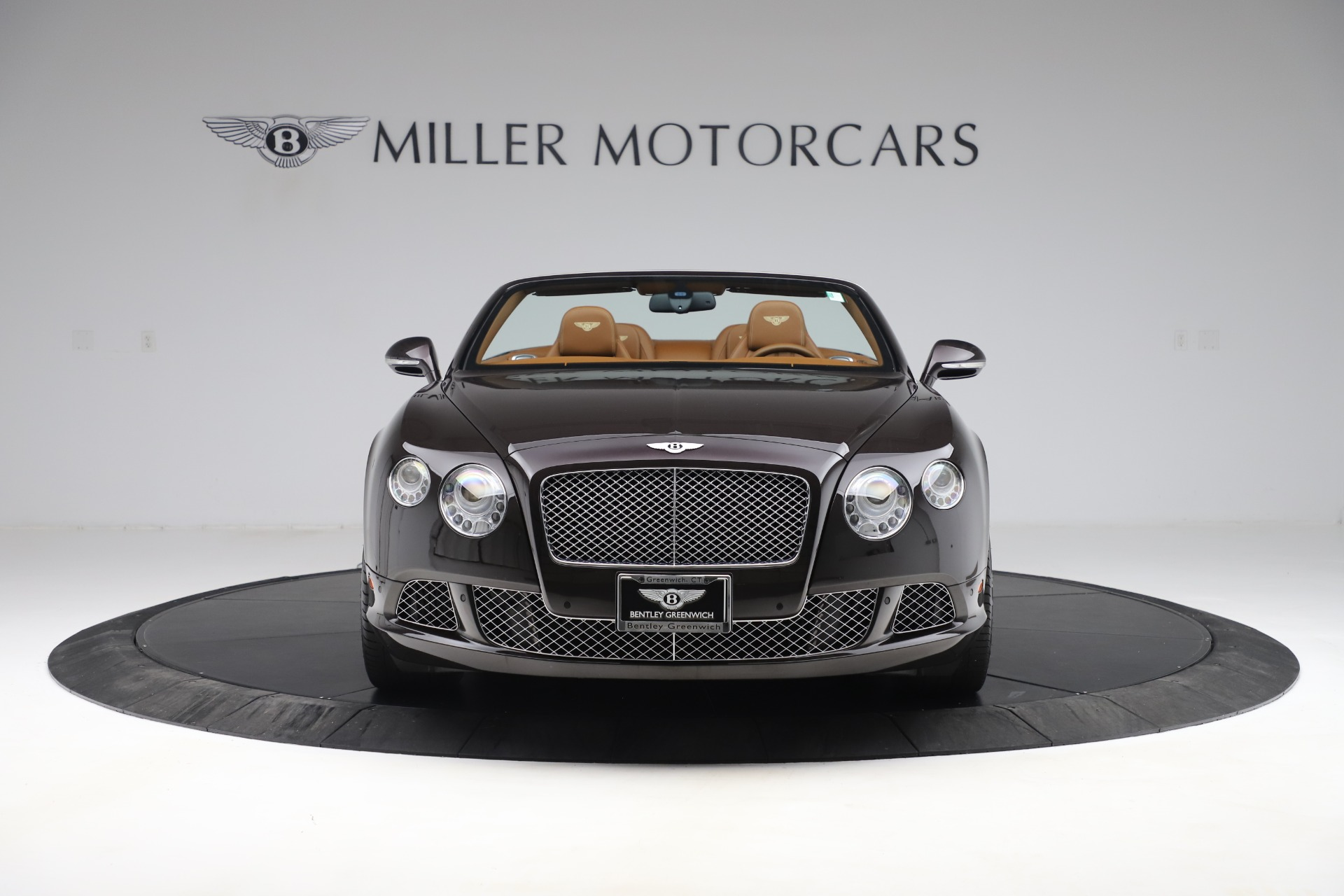 Used 2013 Bentley Continental GT W12 For Sale In Greenwich, CT 3505_p12