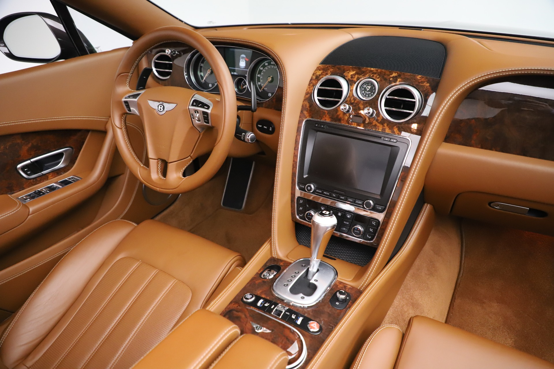 Used 2013 Bentley Continental GT W12 For Sale In Greenwich, CT 3505_p35
