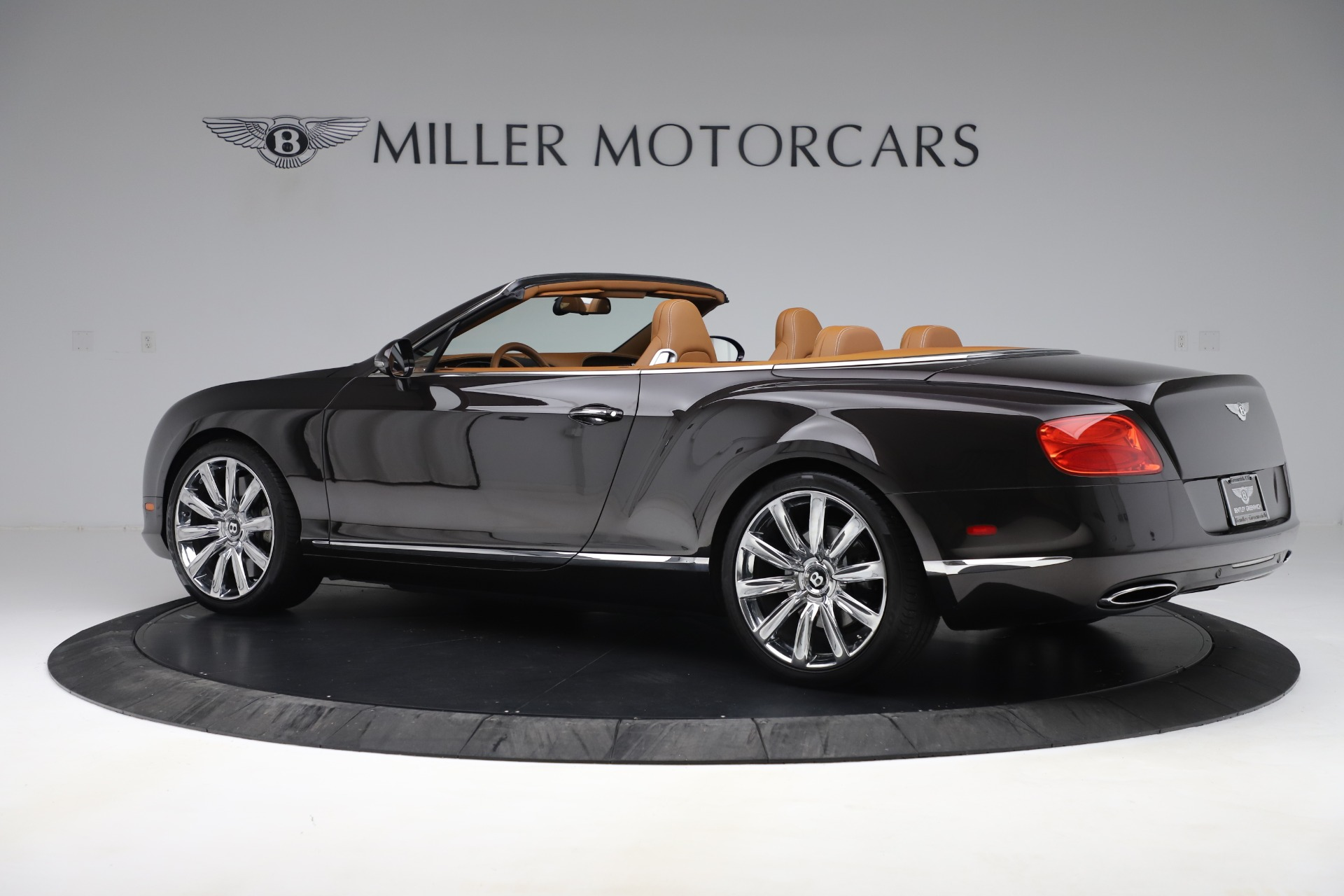 Used 2013 Bentley Continental GT W12 For Sale In Greenwich, CT 3505_p4