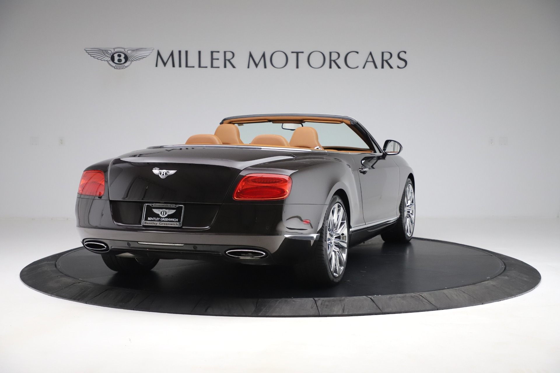 Used 2013 Bentley Continental GT W12 For Sale In Greenwich, CT 3505_p7