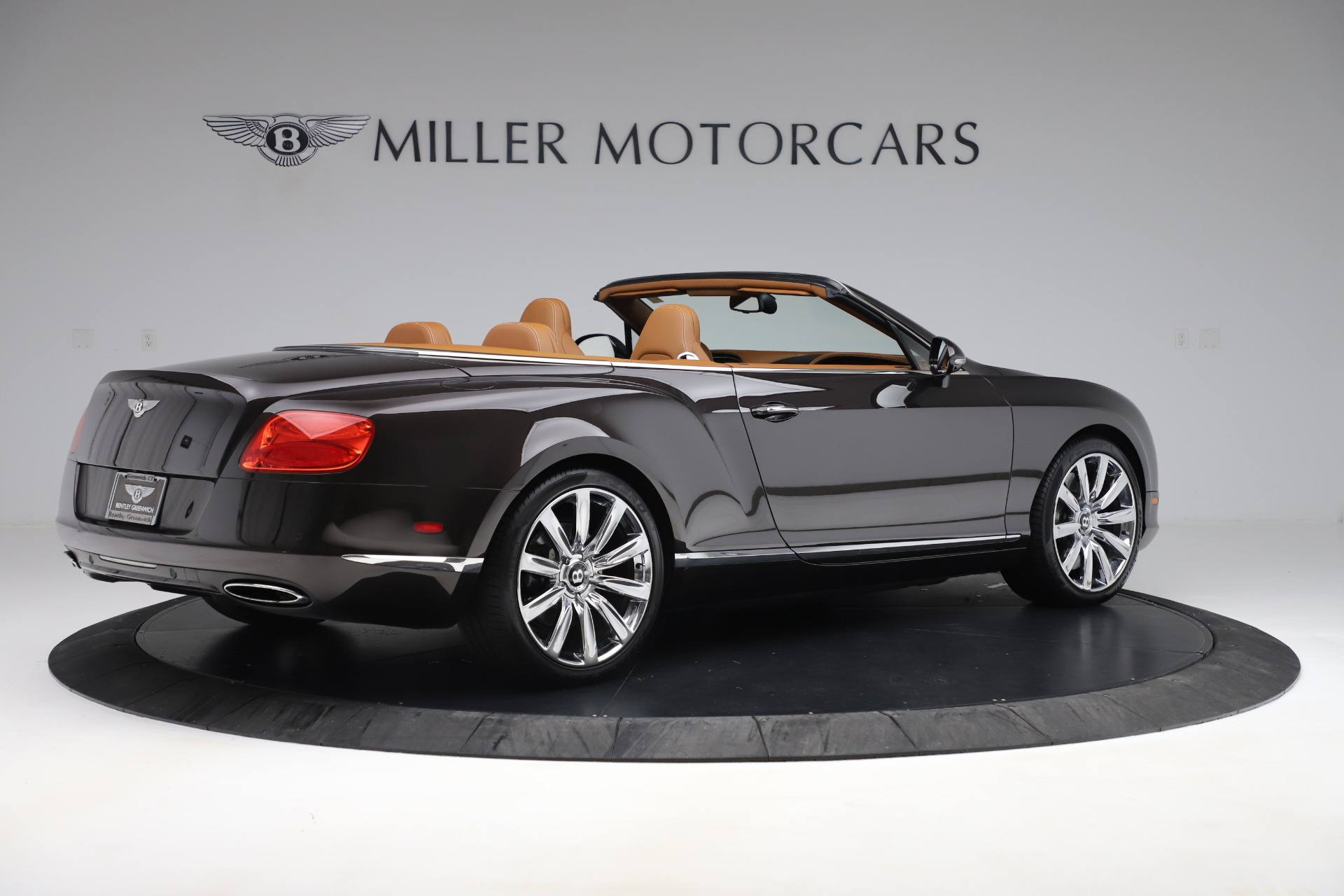 Used 2013 Bentley Continental GT W12 For Sale In Greenwich, CT 3505_p8
