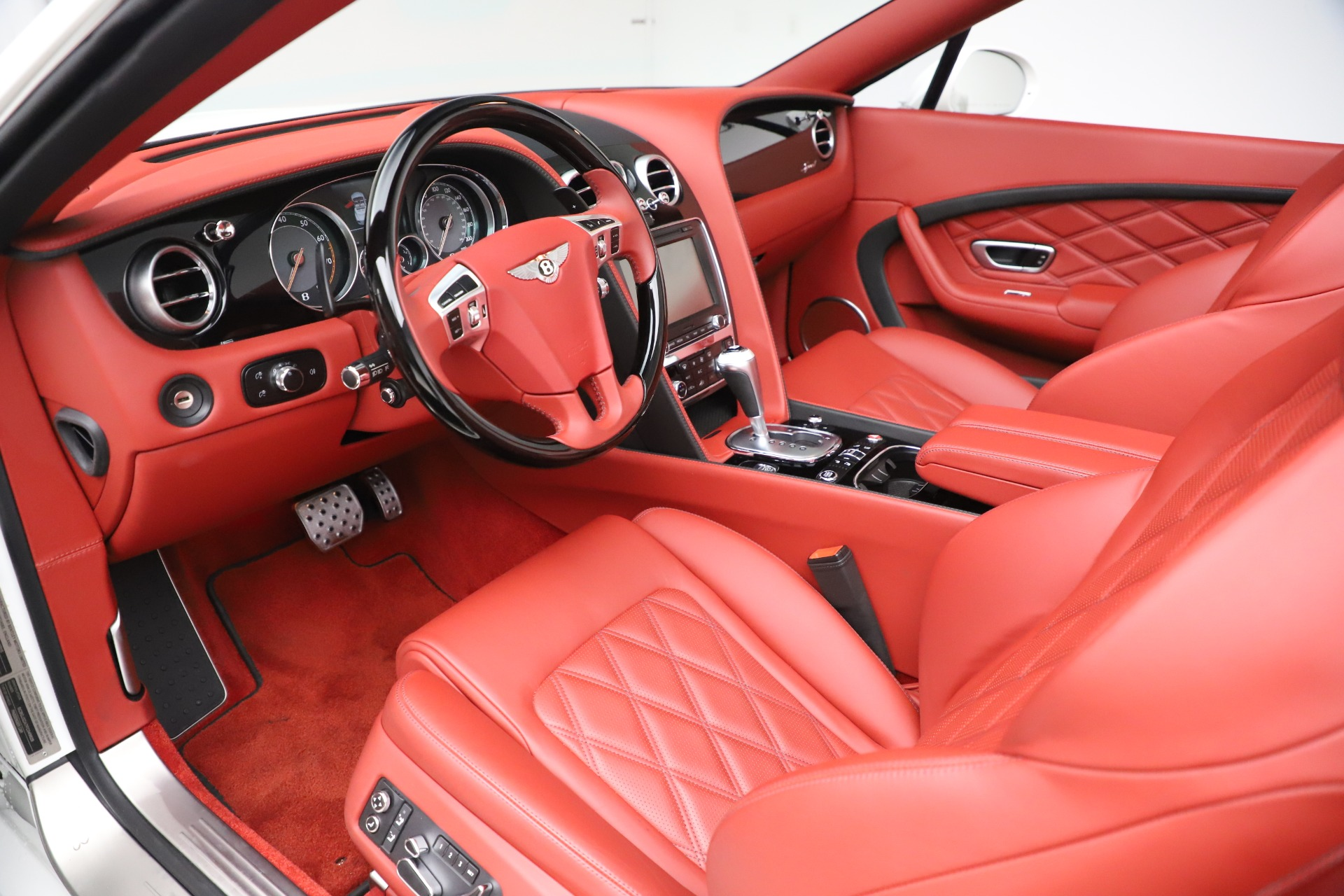 Used 2015 Bentley Continental GT Speed For Sale In Greenwich, CT 3511_p25