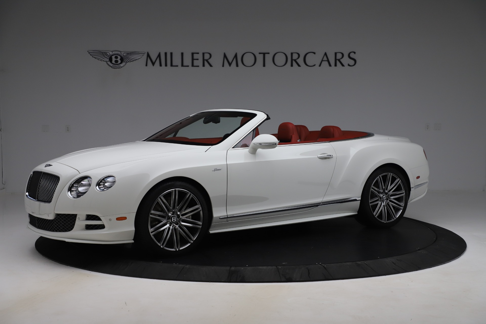 Used 2015 Bentley Continental GT Speed For Sale In Greenwich, CT 3511_p2