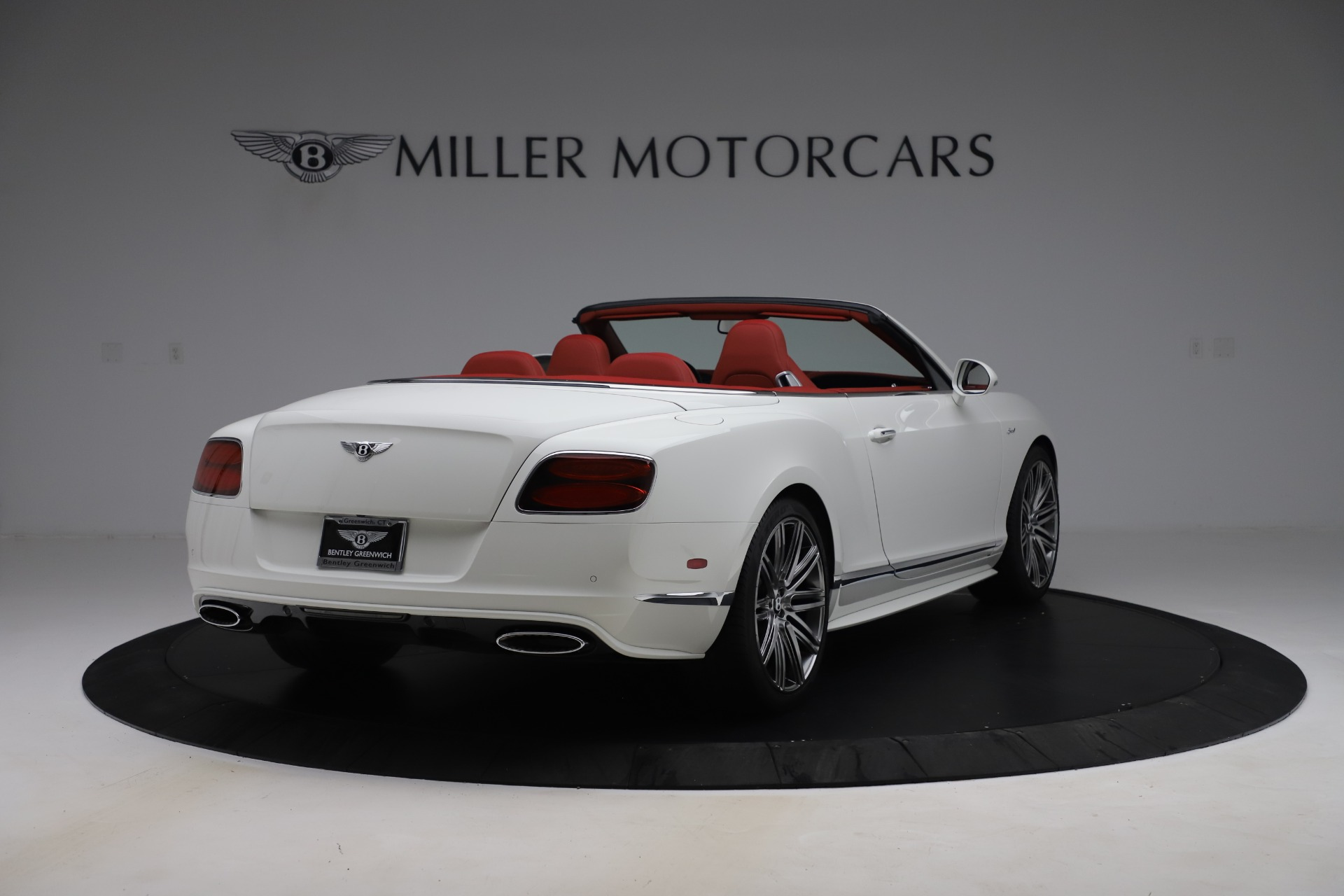 Used 2015 Bentley Continental GT Speed For Sale In Greenwich, CT 3511_p7