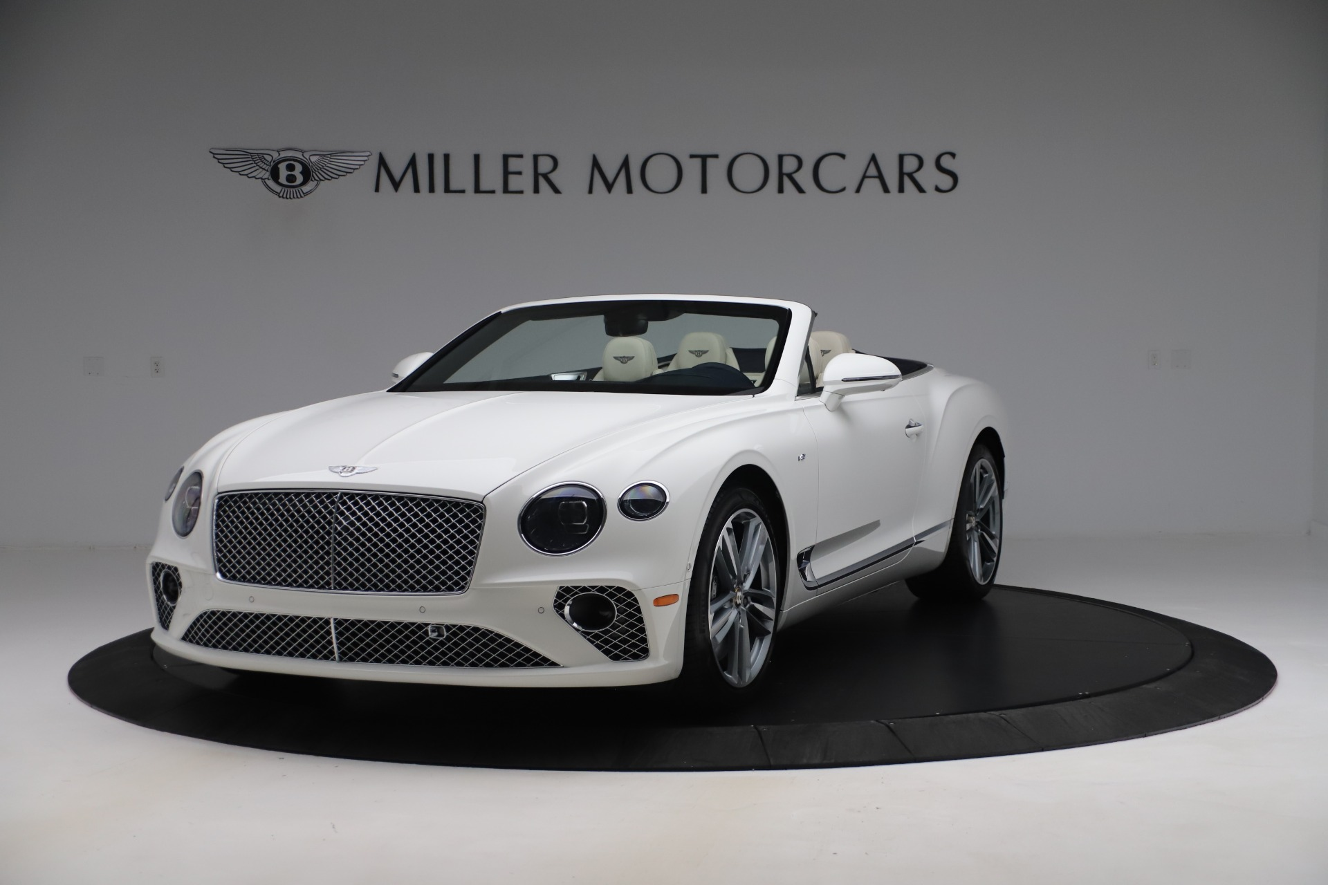 New 2020 Bentley Continental GTC V8 For Sale In Greenwich, CT 3516_main