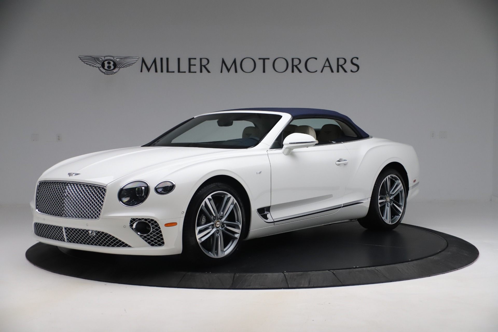 New 2020 Bentley Continental GTC V8 For Sale In Greenwich, CT 3516_p13
