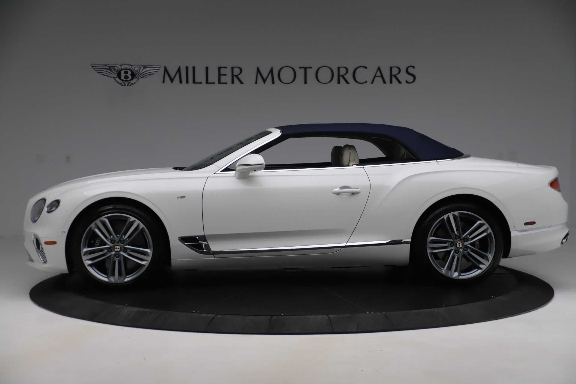 New 2020 Bentley Continental GTC V8 For Sale In Greenwich, CT 3516_p14
