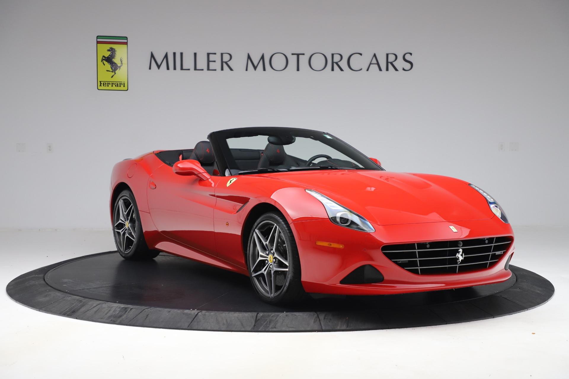 Used 2017 Ferrari California T  For Sale In Greenwich, CT 3517_p12