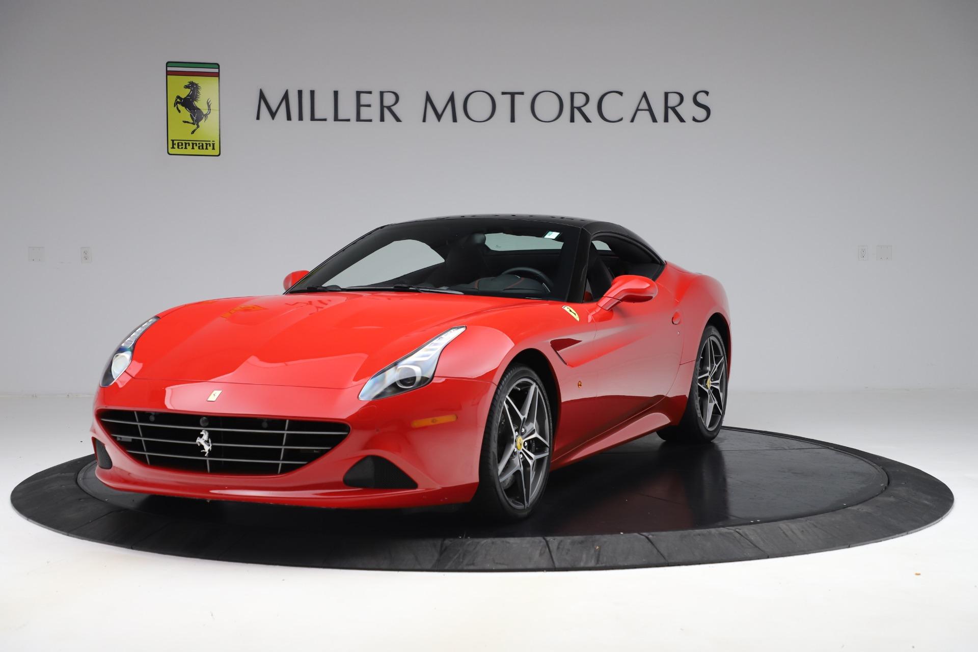 Used 2017 Ferrari California T  For Sale In Greenwich, CT 3517_p13