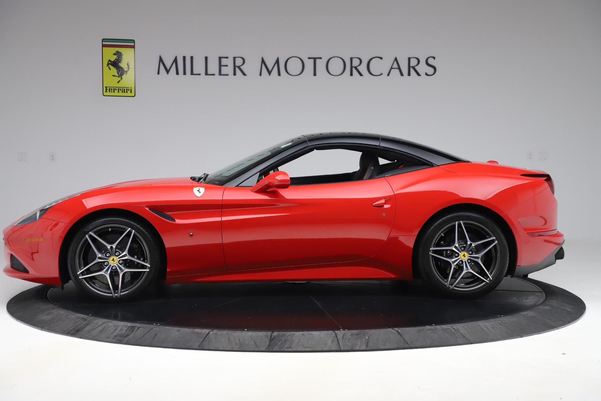 Used 2017 Ferrari California T  For Sale In Greenwich, CT 3517_p14