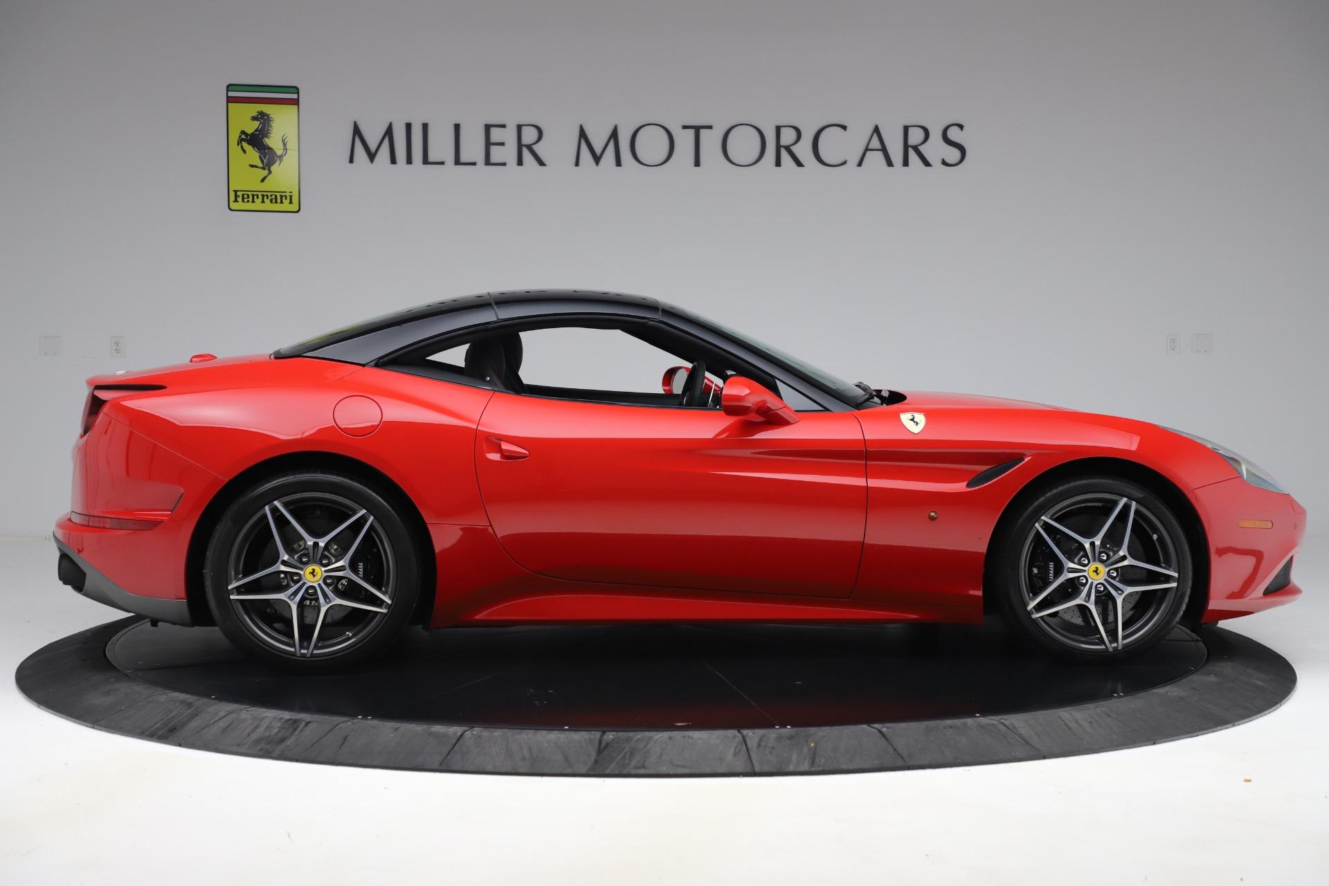 Used 2017 Ferrari California T  For Sale In Greenwich, CT 3517_p17