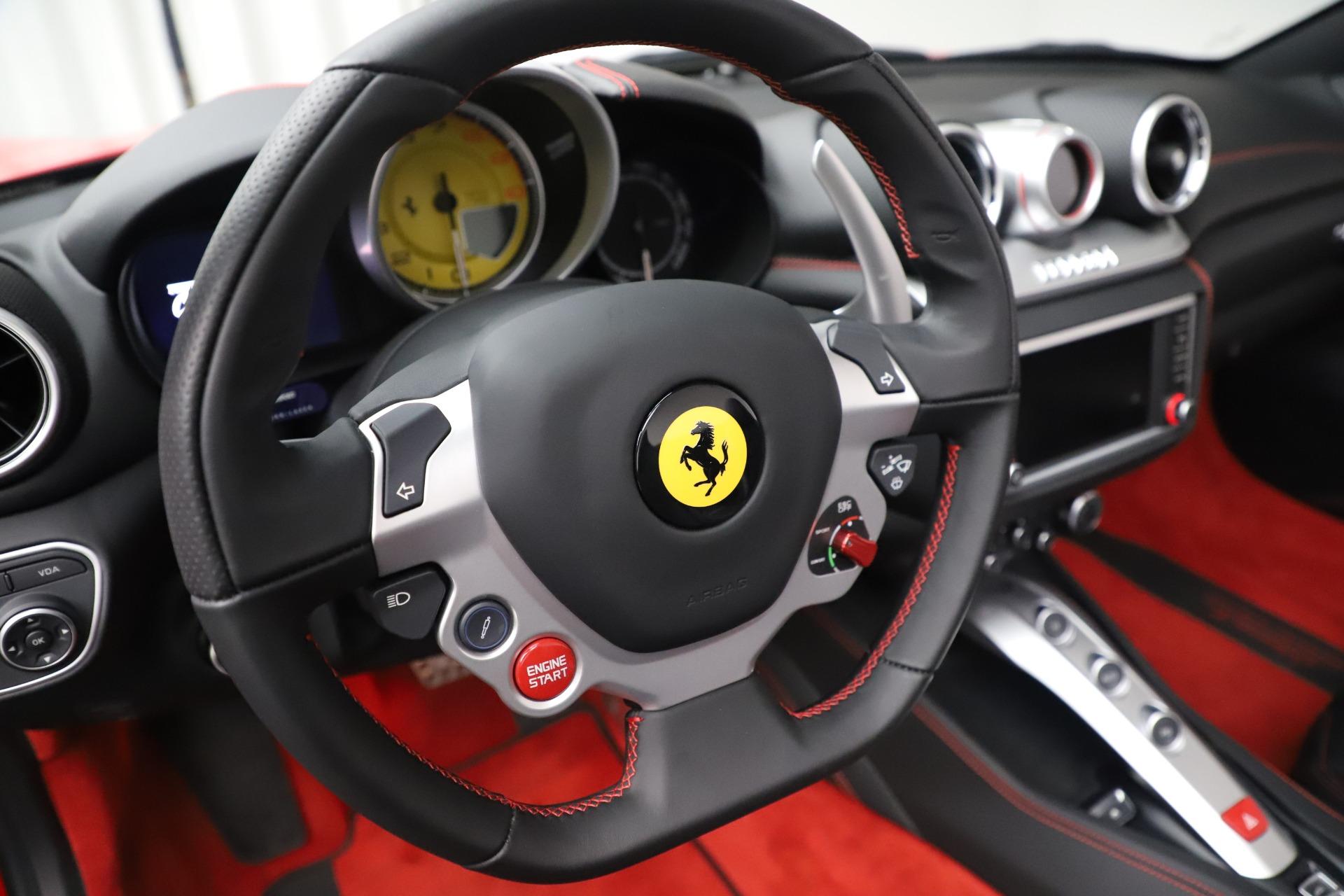 Used 2017 Ferrari California T  For Sale In Greenwich, CT 3517_p27