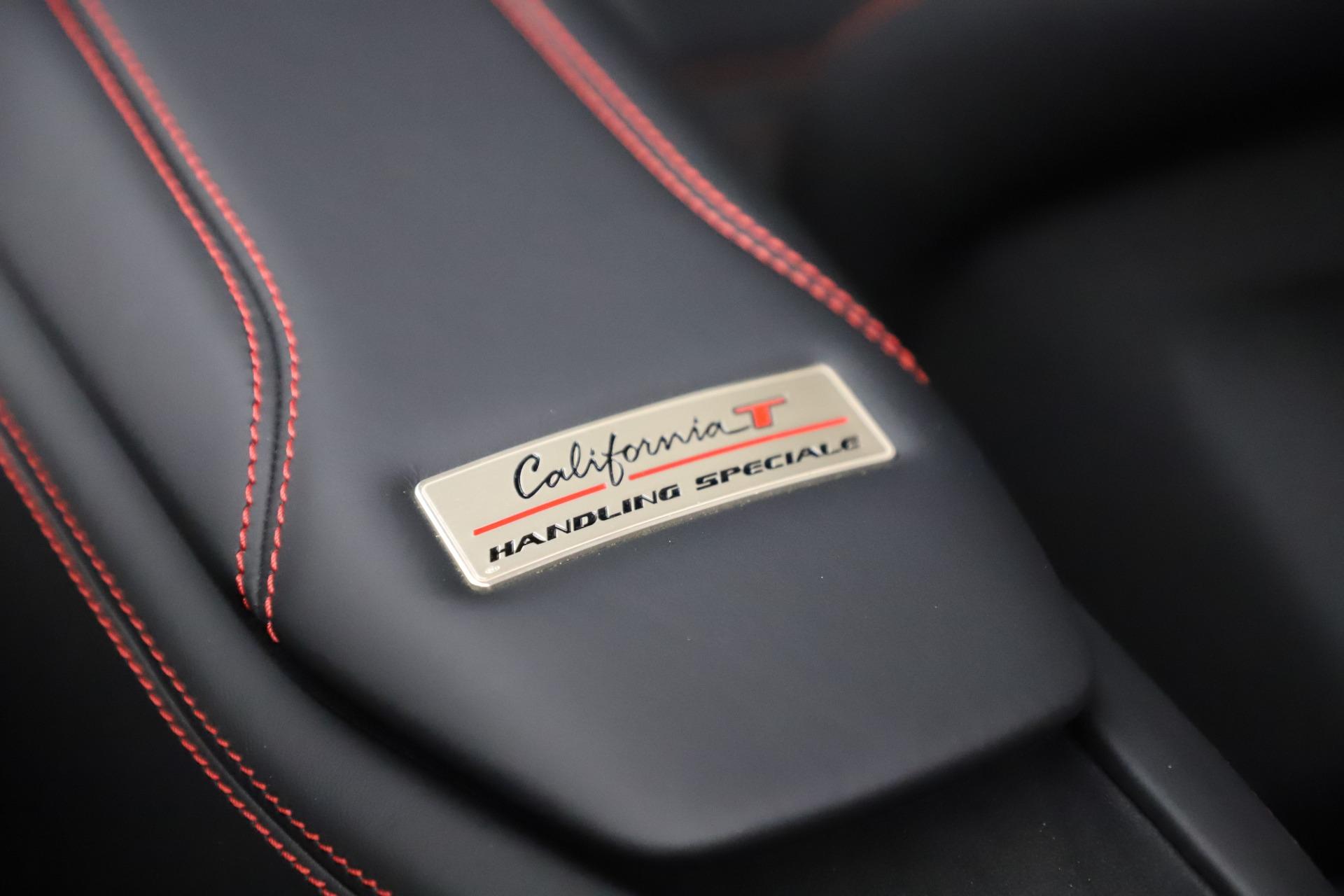 Used 2017 Ferrari California T  For Sale In Greenwich, CT 3517_p30