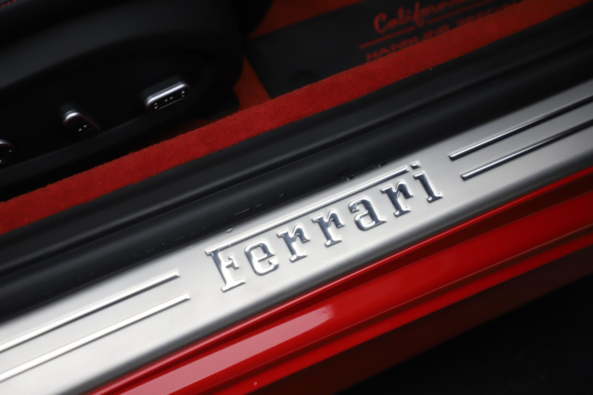 Used 2017 Ferrari California T  For Sale In Greenwich, CT 3517_p33