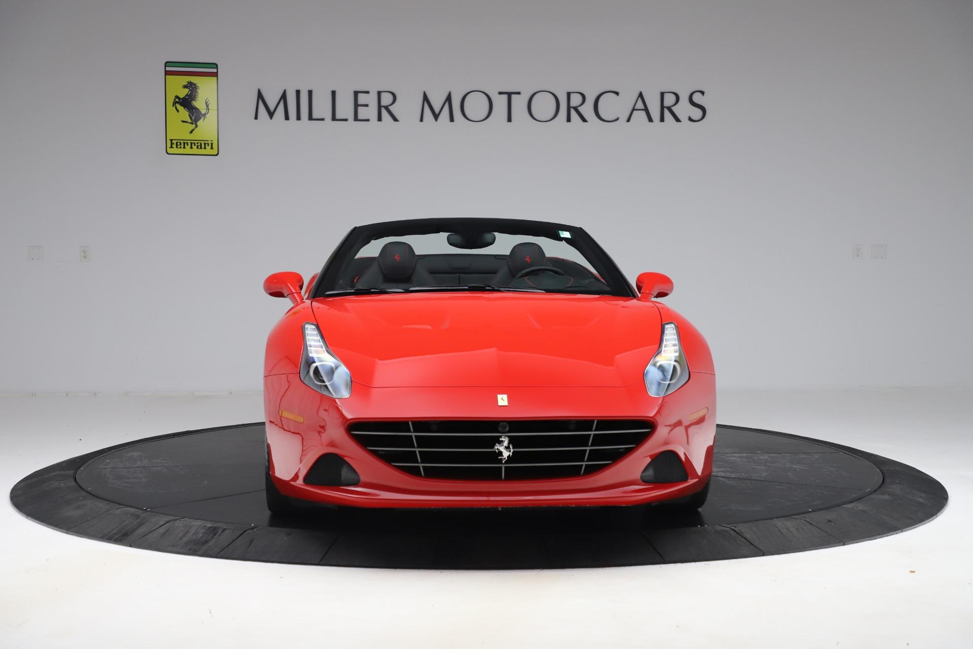 Used 2017 Ferrari California T  For Sale In Greenwich, CT 3517_p7