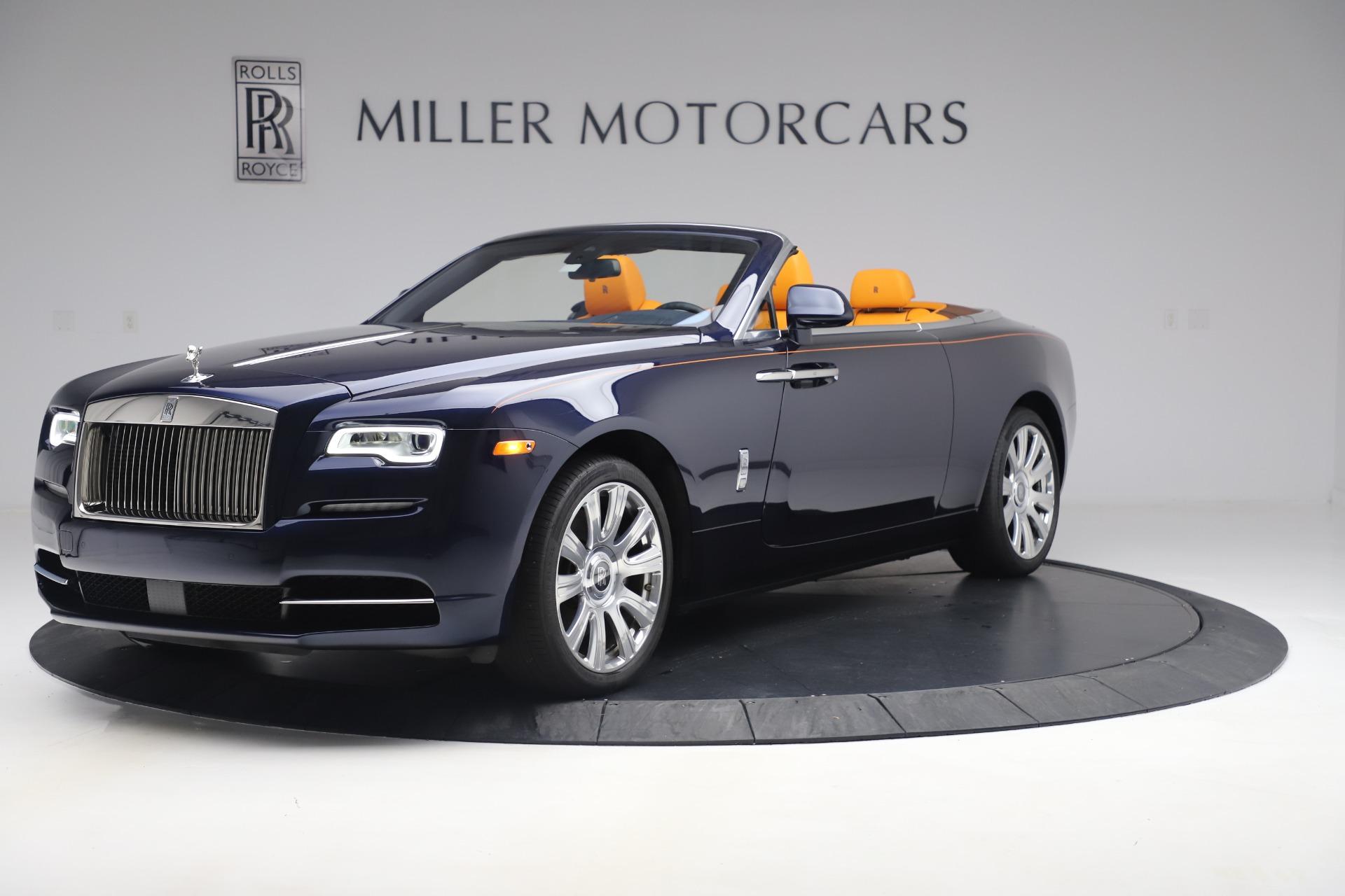 Used 2017 Rolls-Royce Dawn  For Sale In Greenwich, CT 3520_main