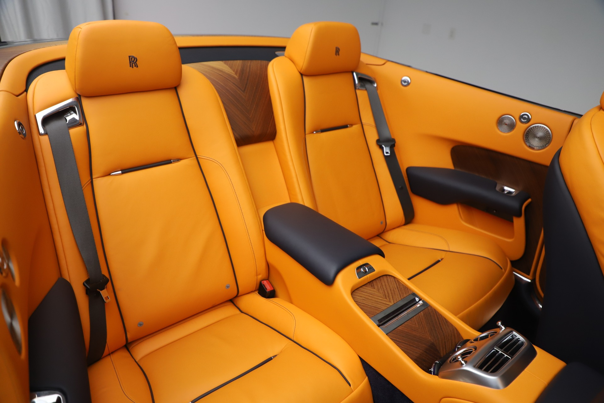 Used 2017 Rolls-Royce Dawn  For Sale In Greenwich, CT 3520_p22