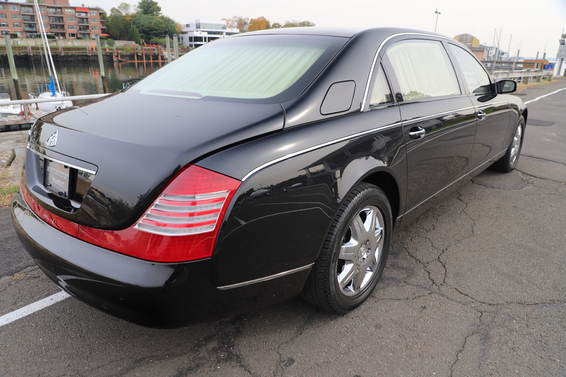 Used 2009 Maybach 62  For Sale In Greenwich, CT 3521_p10