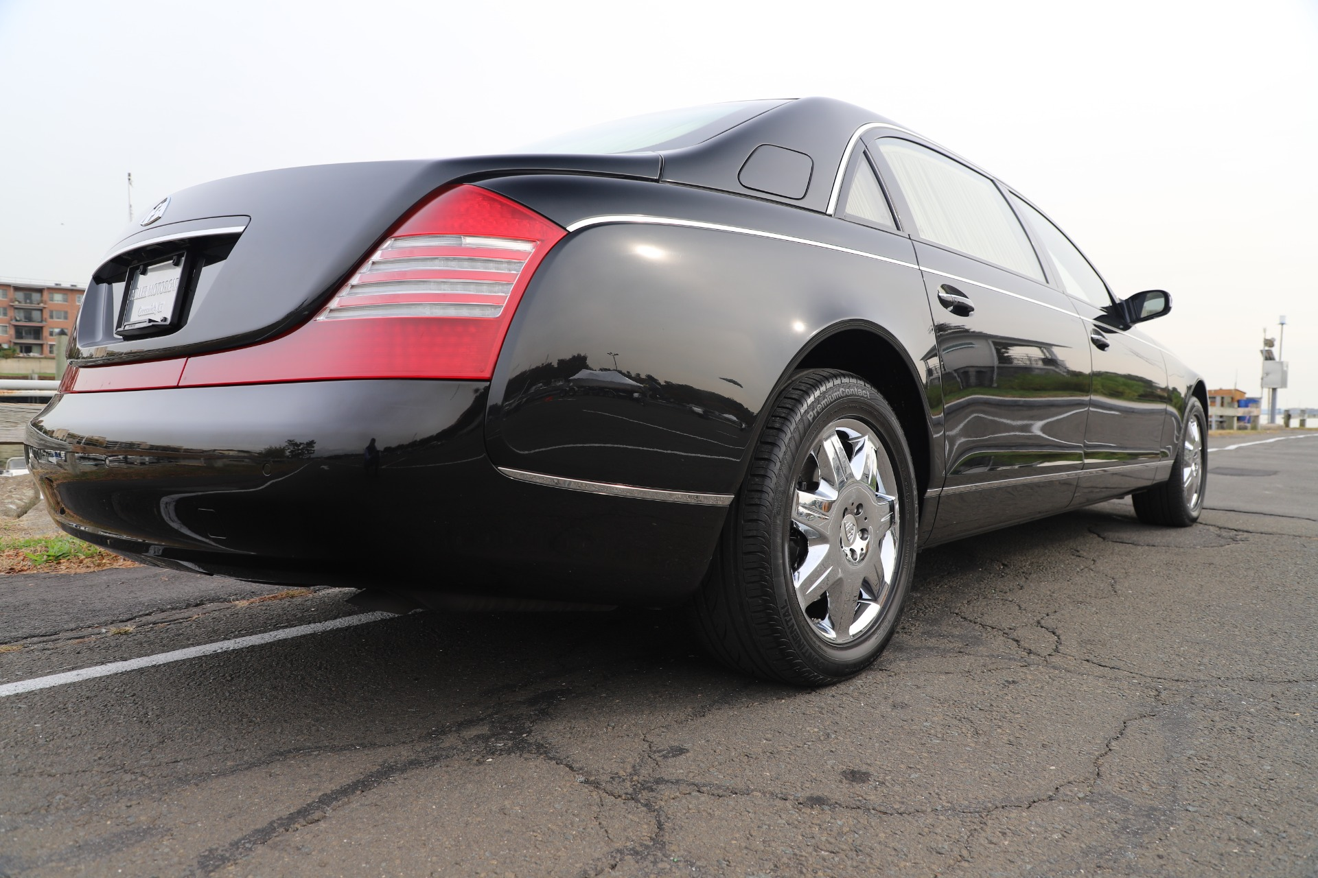 Used 2009 Maybach 62  For Sale In Greenwich, CT 3521_p11