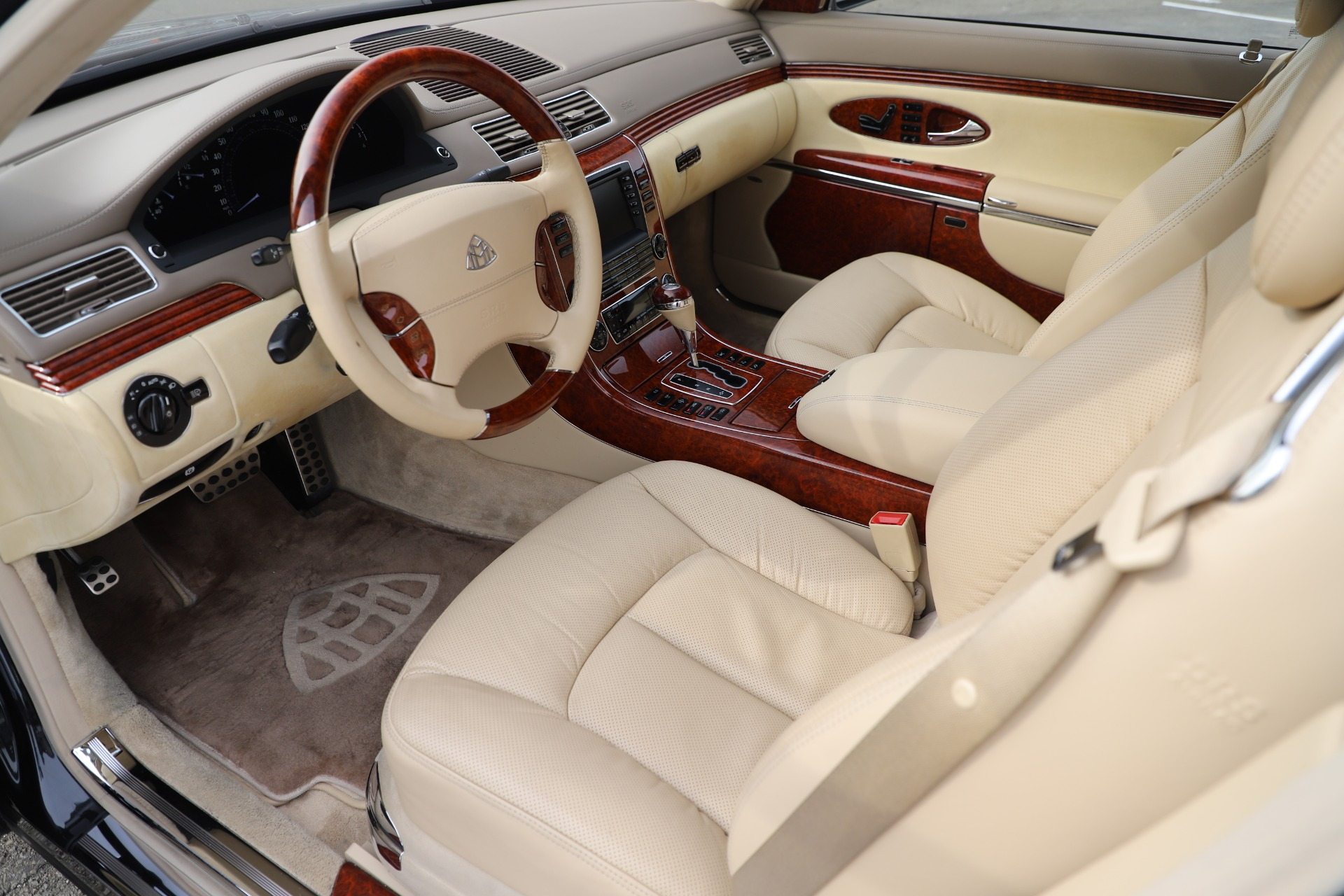 Used 2009 Maybach 62  For Sale In Greenwich, CT 3521_p13