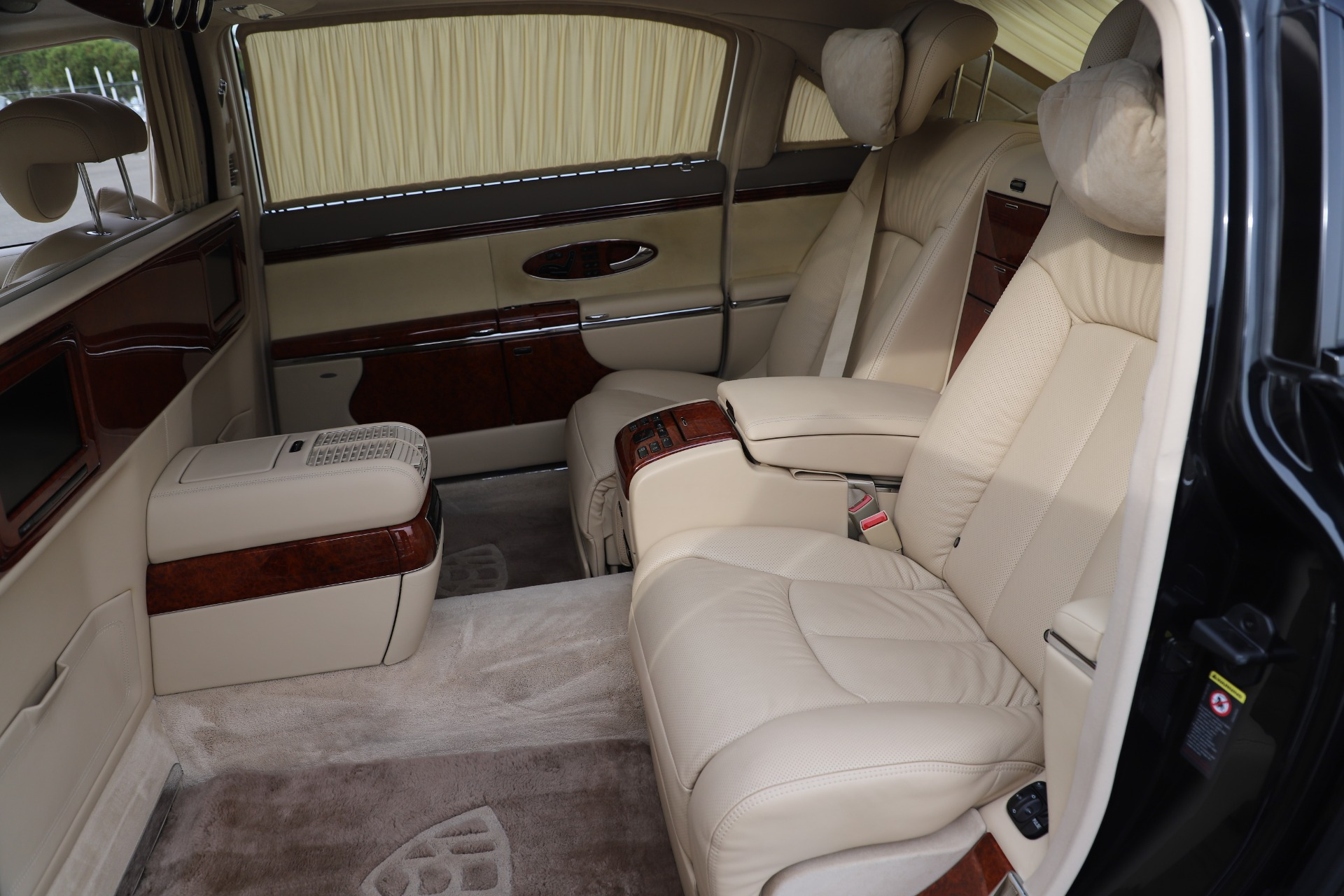 Used 2009 Maybach 62  For Sale In Greenwich, CT 3521_p19