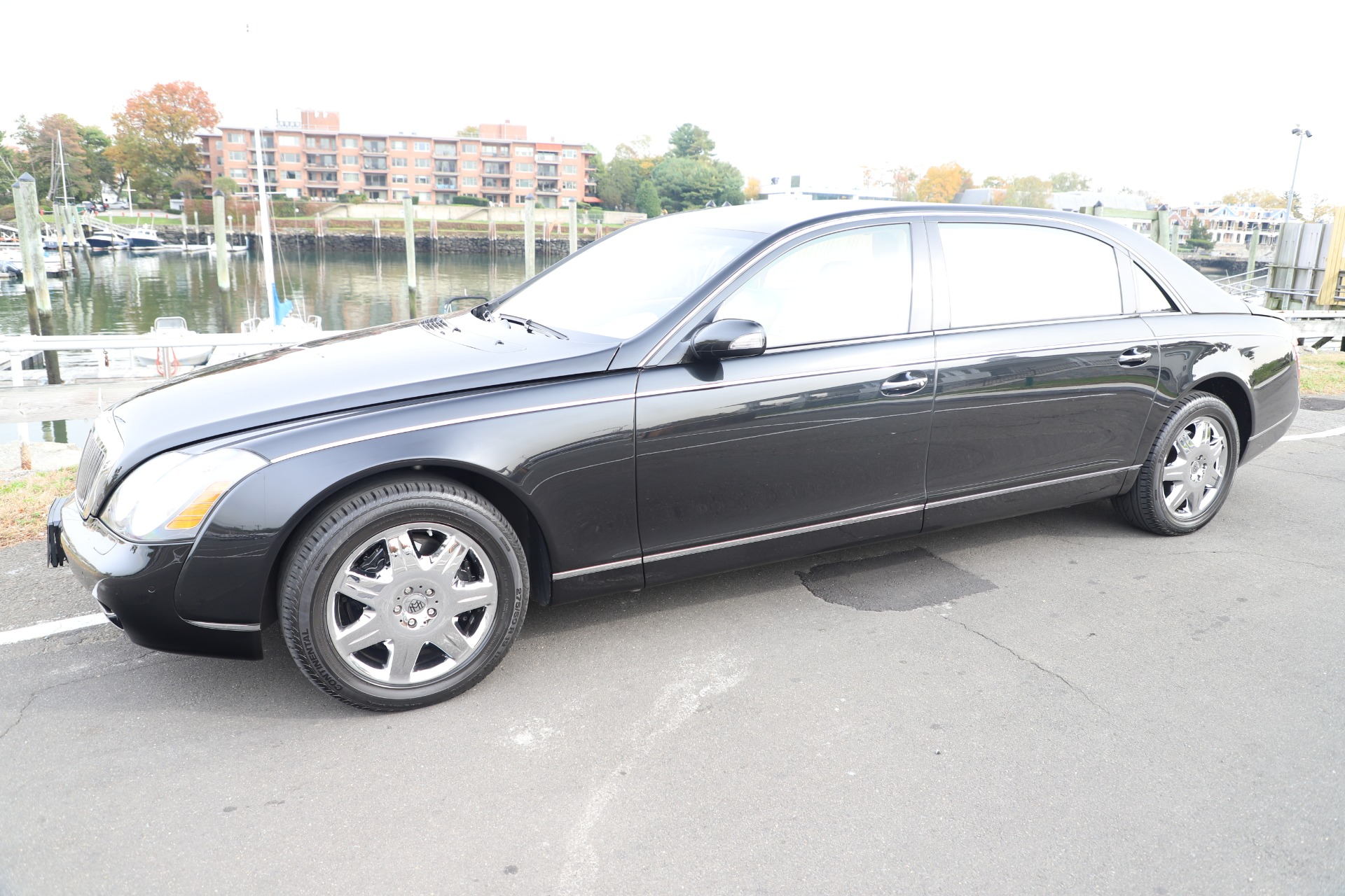 Used 2009 Maybach 62  For Sale In Greenwich, CT 3521_p2