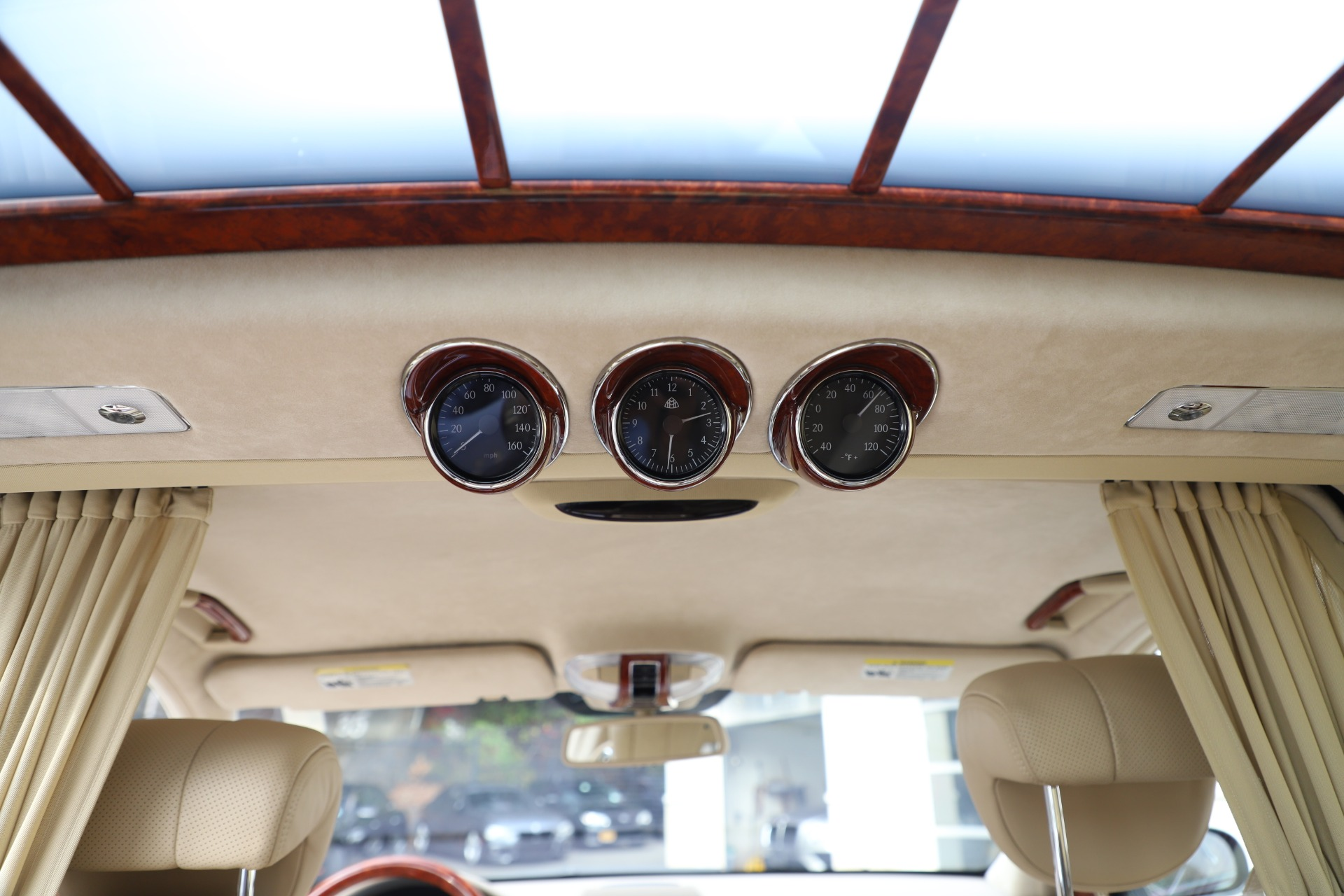 Used 2009 Maybach 62  For Sale In Greenwich, CT 3521_p30