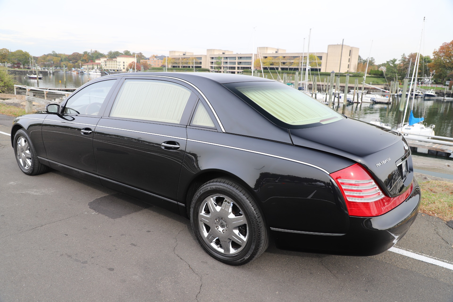 Used 2009 Maybach 62  For Sale In Greenwich, CT 3521_p4