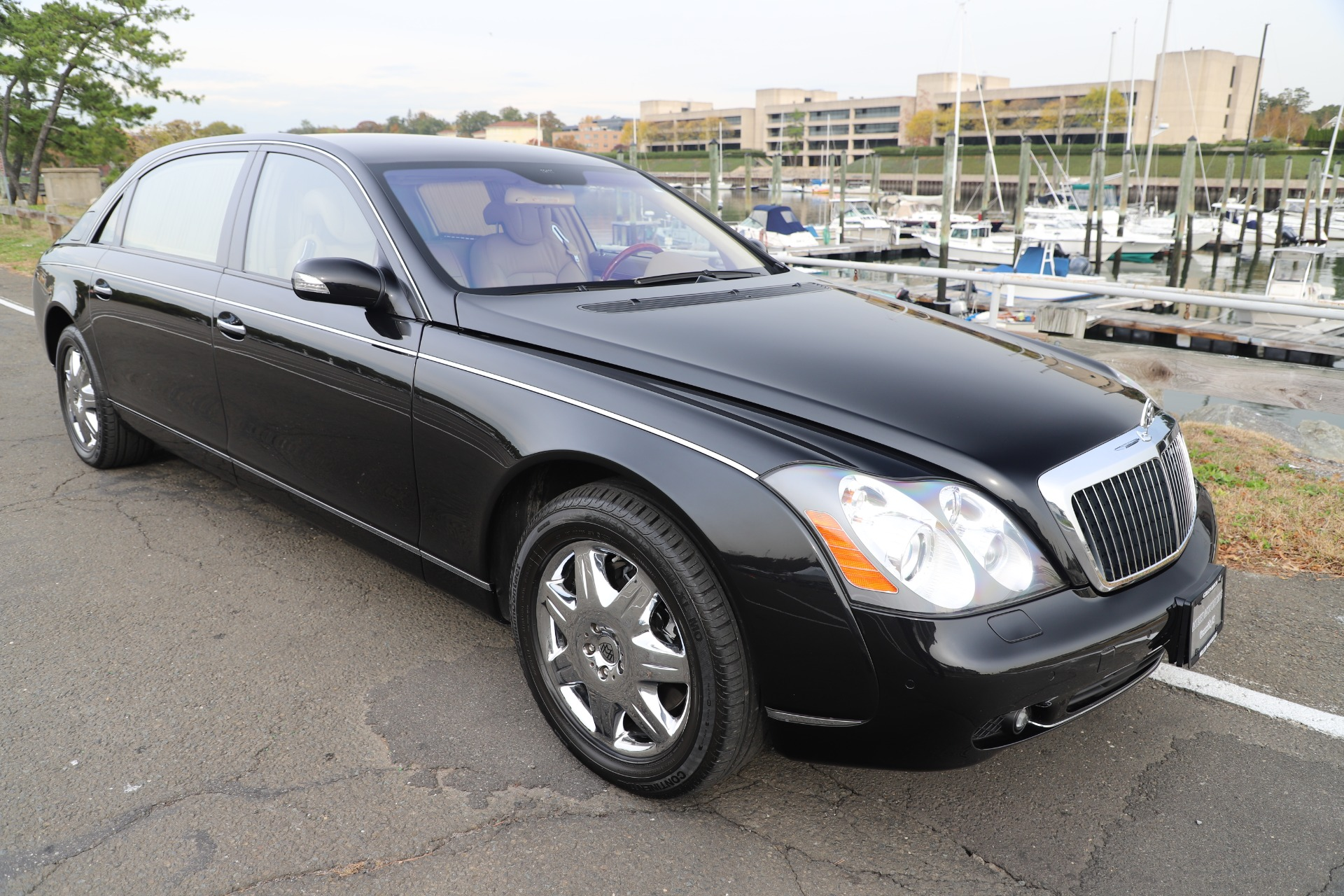 Used 2009 Maybach 62  For Sale In Greenwich, CT 3521_p8