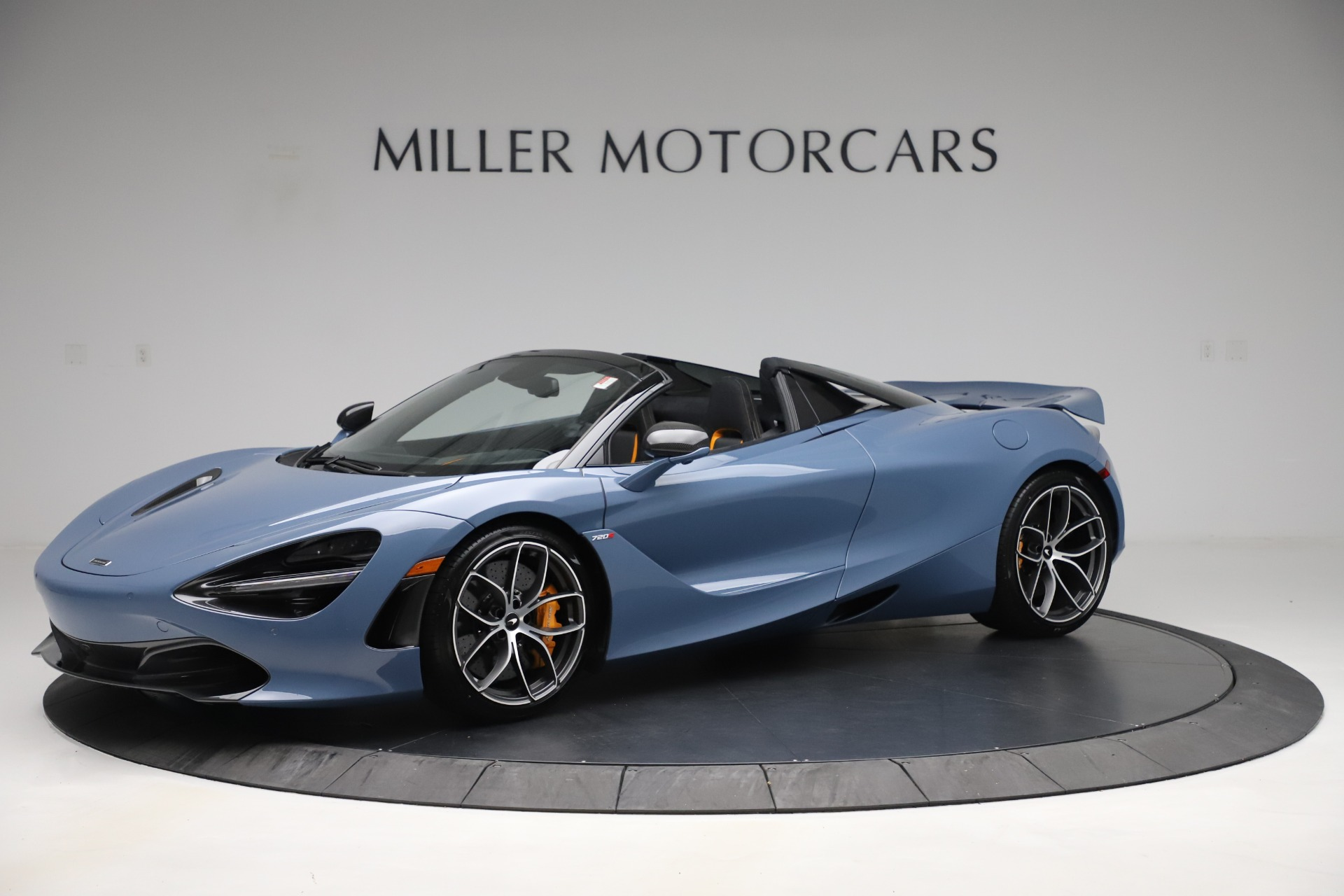 New 2020 McLaren 720S Spider Convertible For Sale In Greenwich, CT