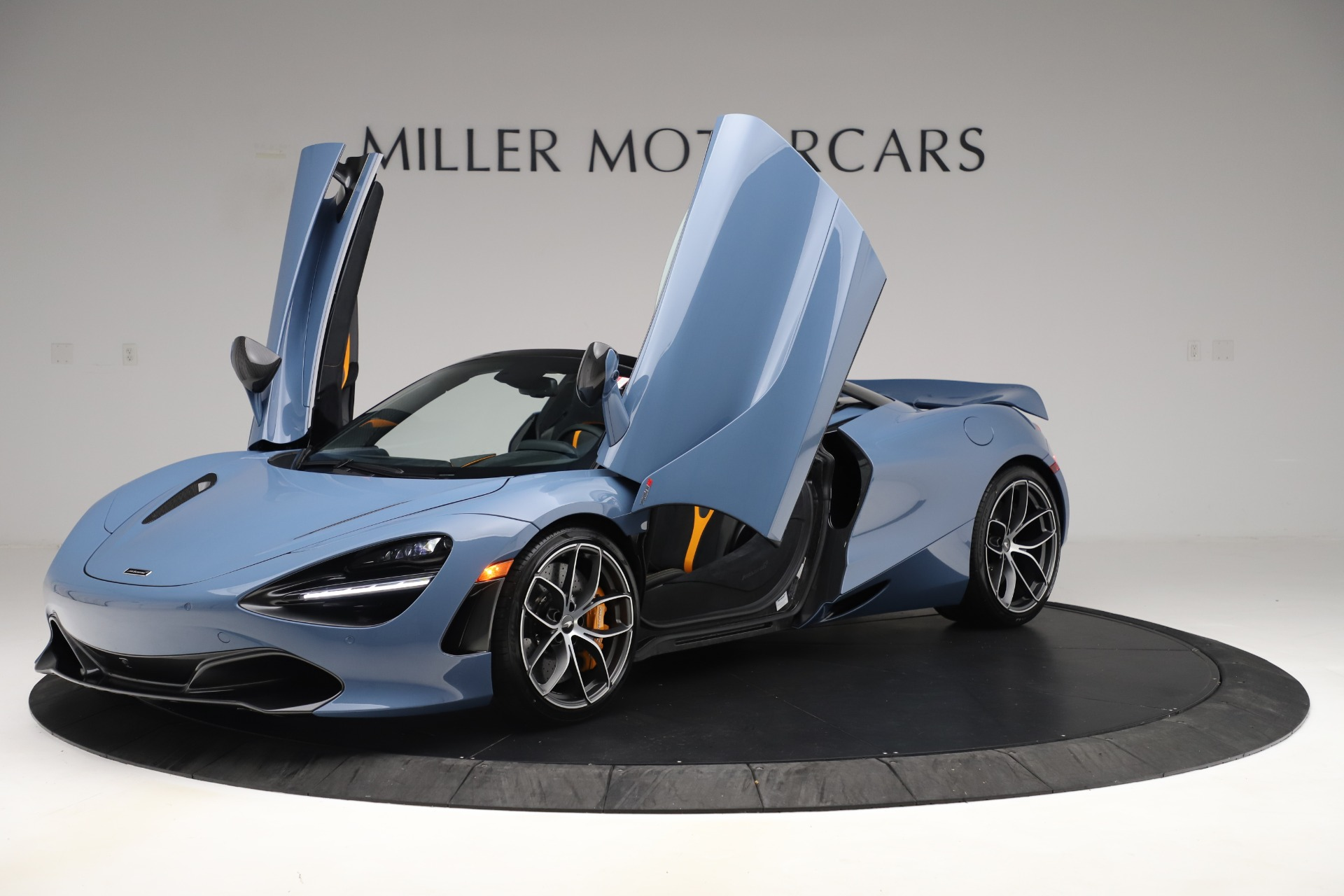 New 2020 McLaren 720S Spider Convertible For Sale In Greenwich, CT 3524_p10