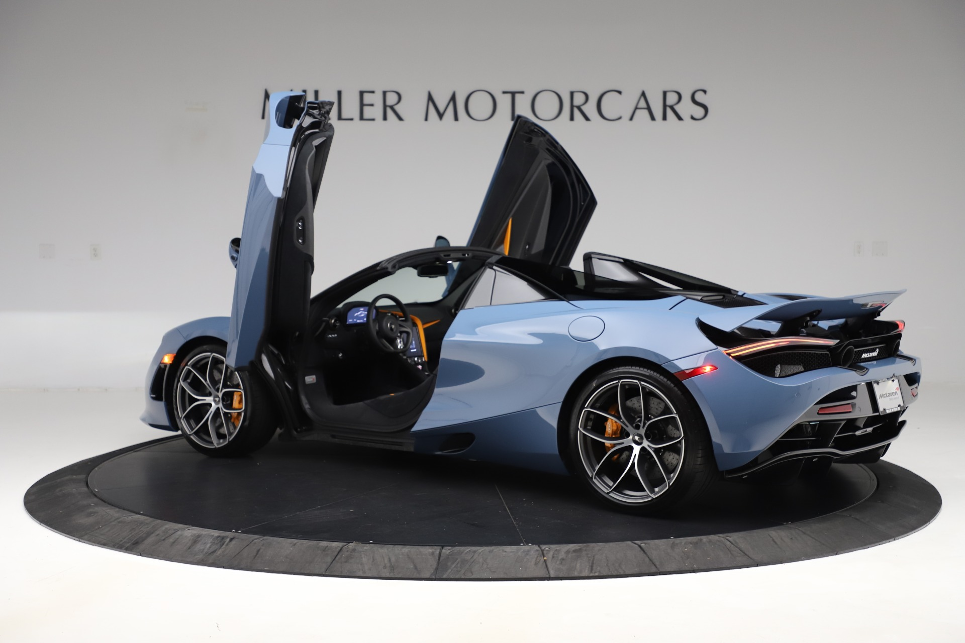 New 2020 McLaren 720S Spider Convertible For Sale In Greenwich, CT 3524_p11