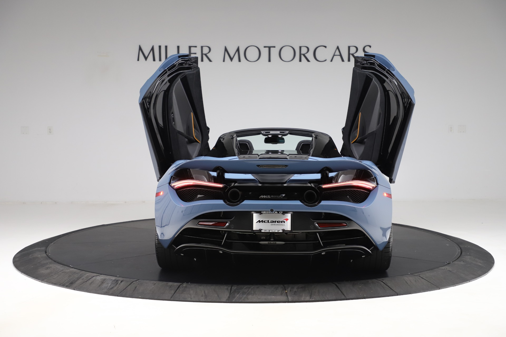 New 2020 McLaren 720S Spider Convertible For Sale In Greenwich, CT 3524_p12