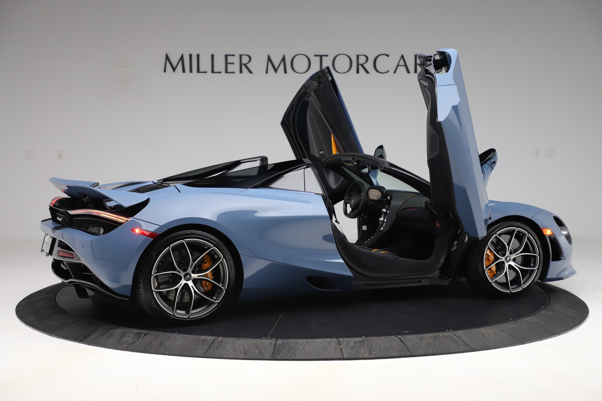 New 2020 McLaren 720S Spider Convertible For Sale In Greenwich, CT 3524_p13
