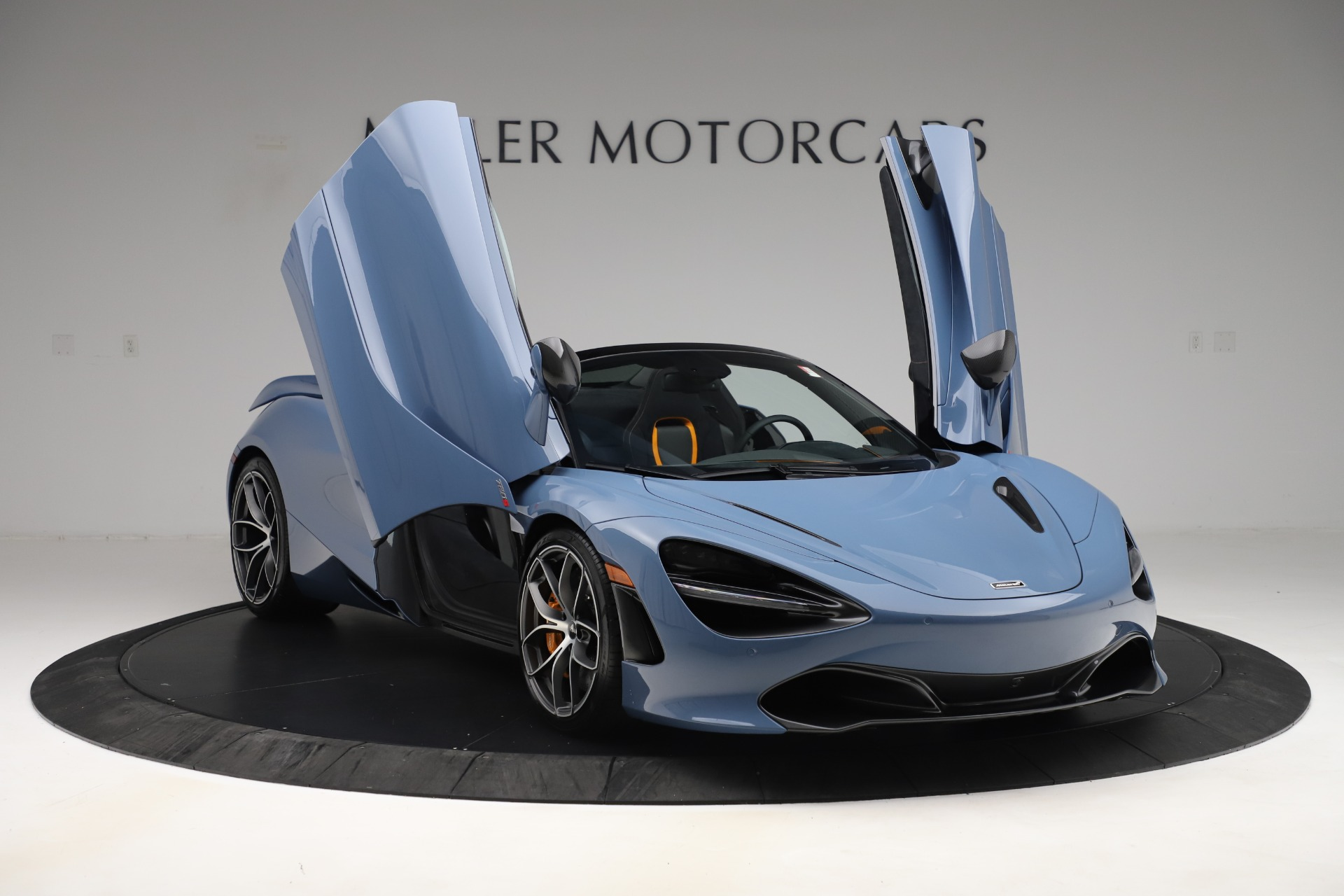 New 2020 McLaren 720S Spider Convertible For Sale In Greenwich, CT 3524_p14