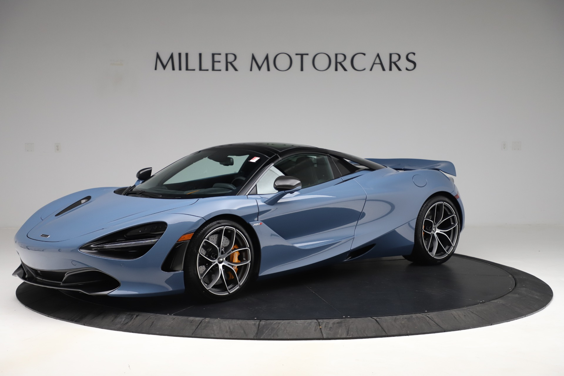 New 2020 McLaren 720S Spider Convertible For Sale In Greenwich, CT 3524_p16