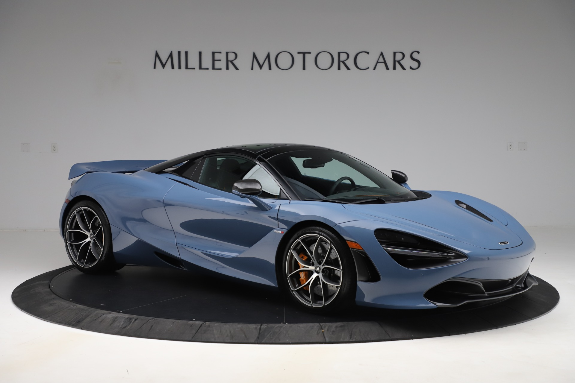 New 2020 McLaren 720S Spider Convertible For Sale In Greenwich, CT 3524_p22