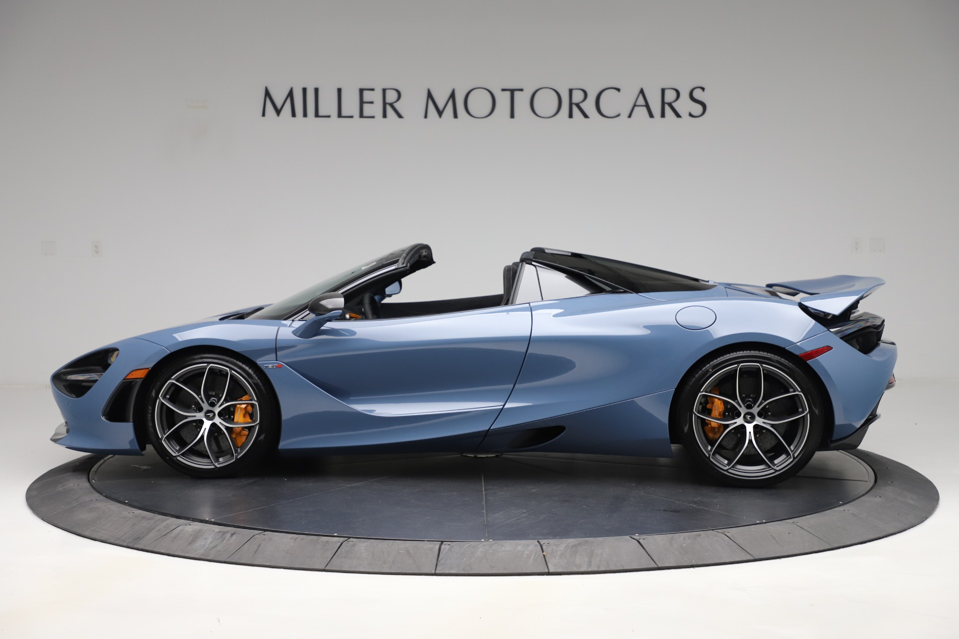 New 2020 McLaren 720S Spider Convertible For Sale In Greenwich, CT 3524_p2