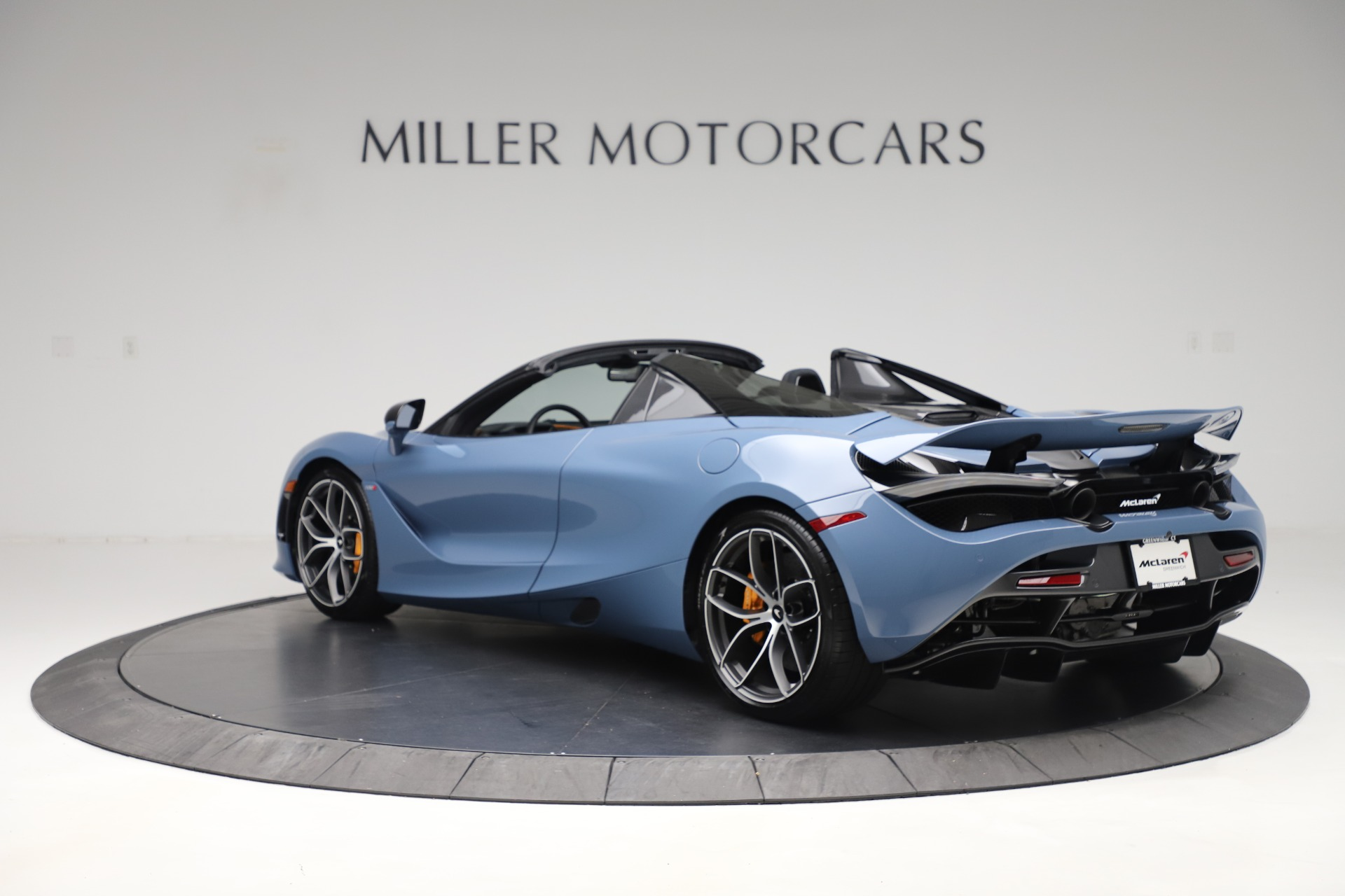 New 2020 McLaren 720S Spider Convertible For Sale In Greenwich, CT 3524_p3