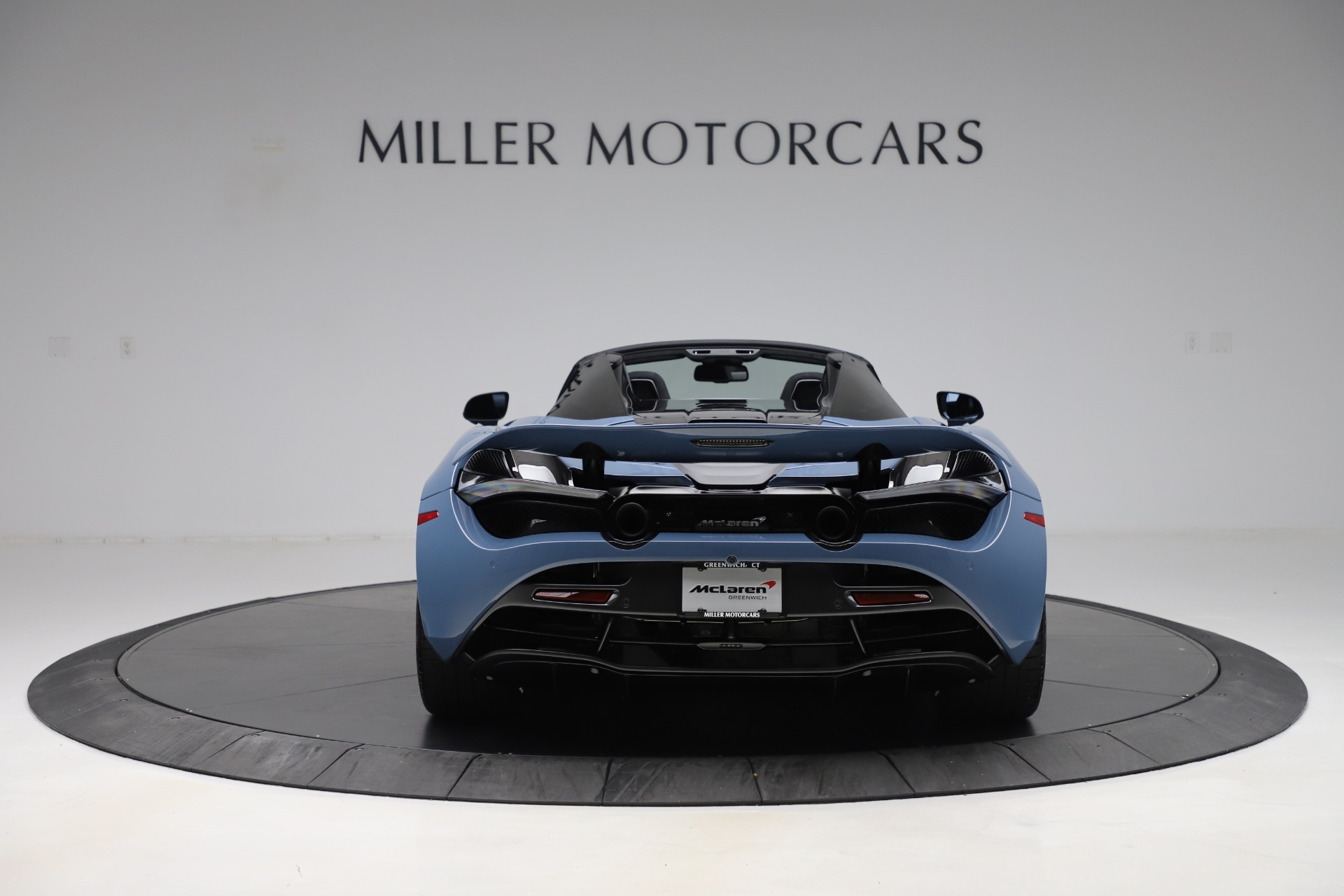 New 2020 McLaren 720S Spider Convertible For Sale In Greenwich, CT 3524_p4