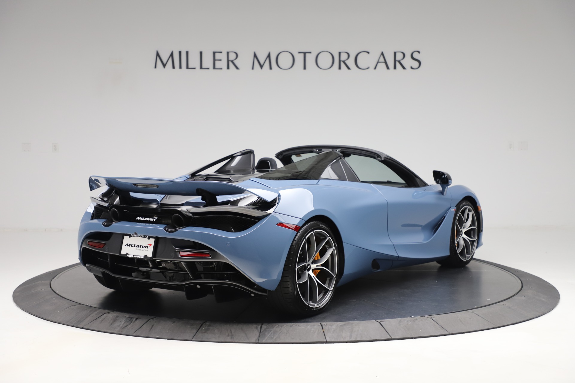 New 2020 McLaren 720S Spider Convertible For Sale In Greenwich, CT 3524_p5