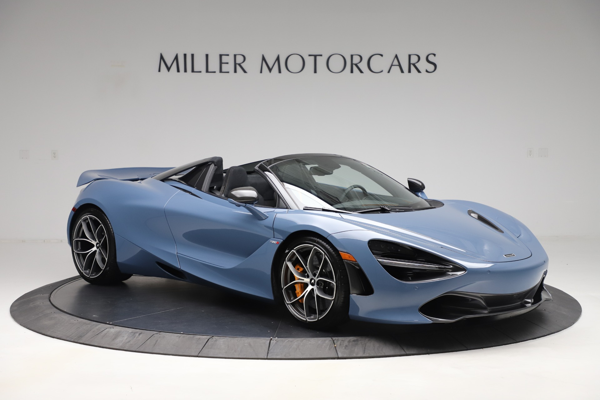 New 2020 McLaren 720S Spider Convertible For Sale In Greenwich, CT 3524_p7