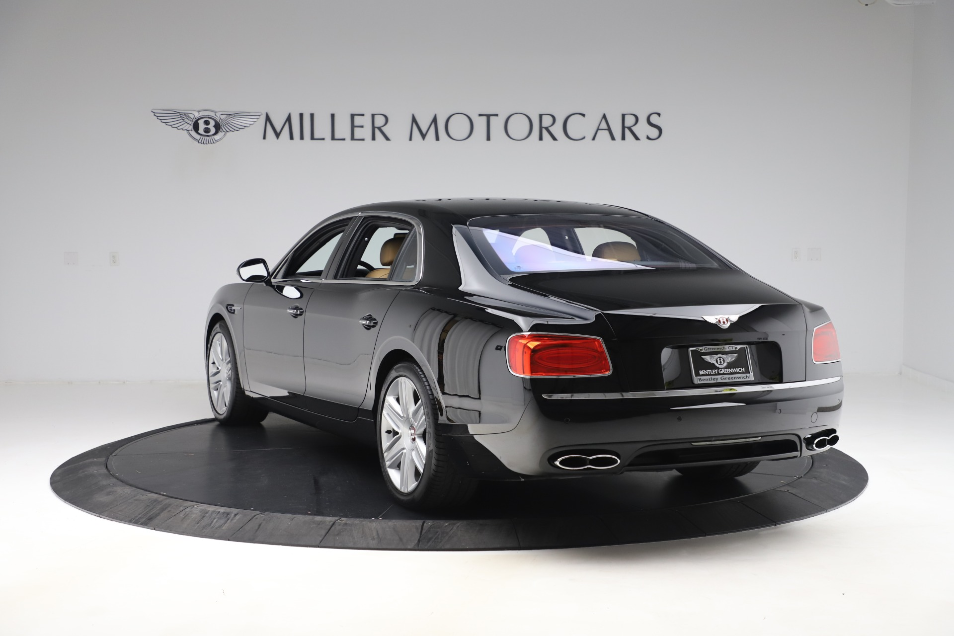 Used 2016 Bentley Flying Spur V8 For Sale In Greenwich, CT 3526_p5