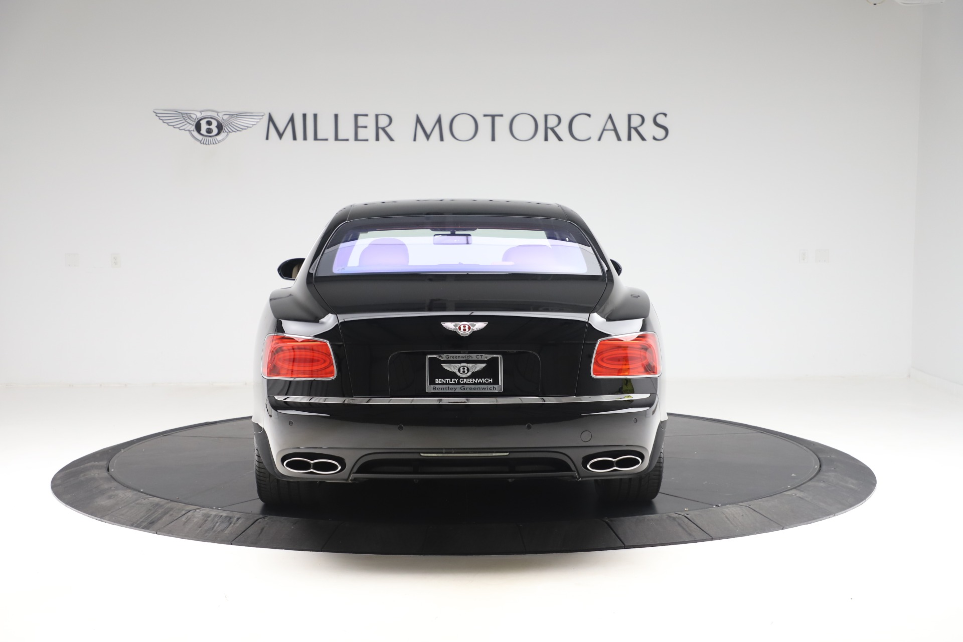 Used 2016 Bentley Flying Spur V8 For Sale In Greenwich, CT 3526_p6