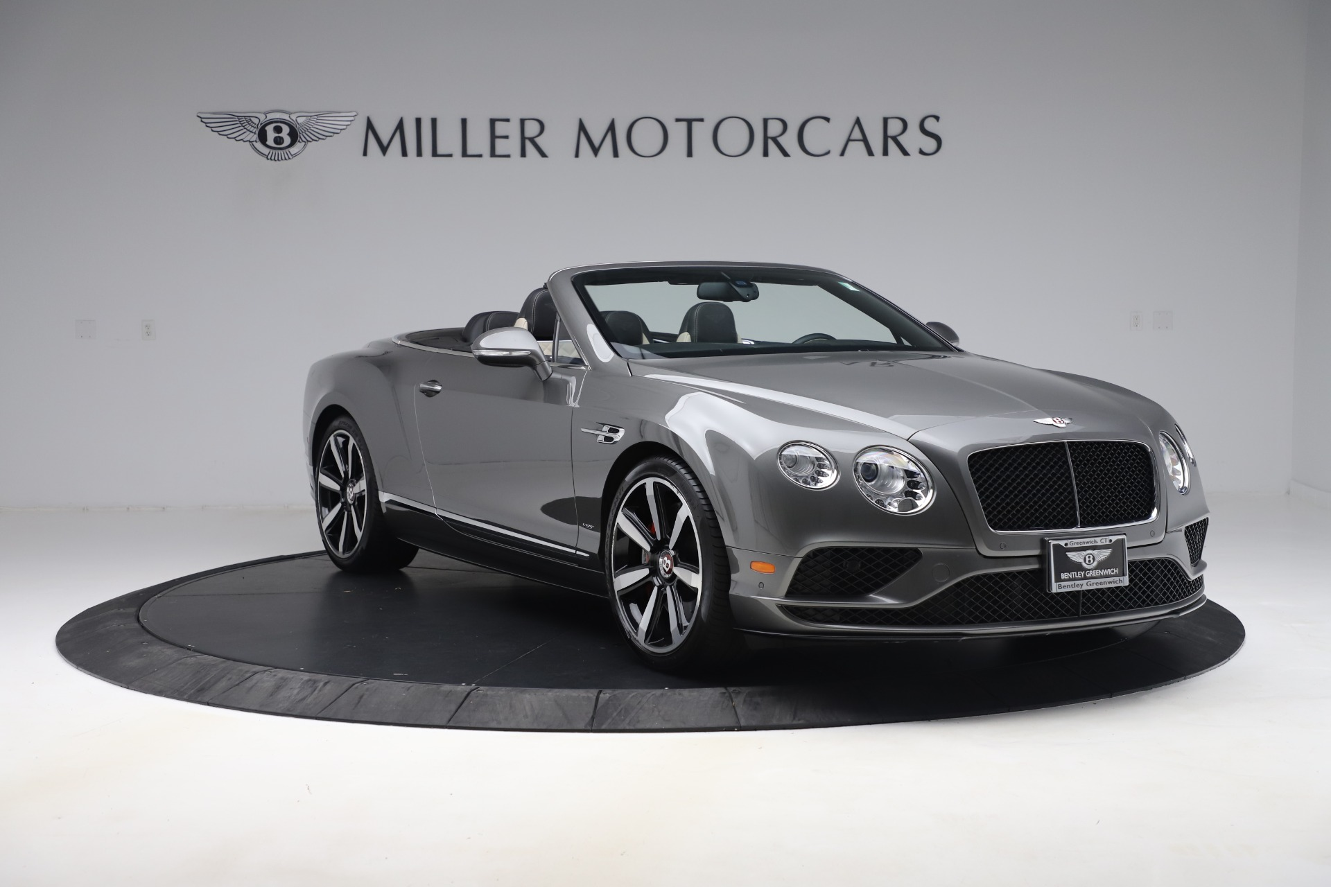 Used 2016 Bentley Continental GT V8 S For Sale In Greenwich, CT 3527_p11