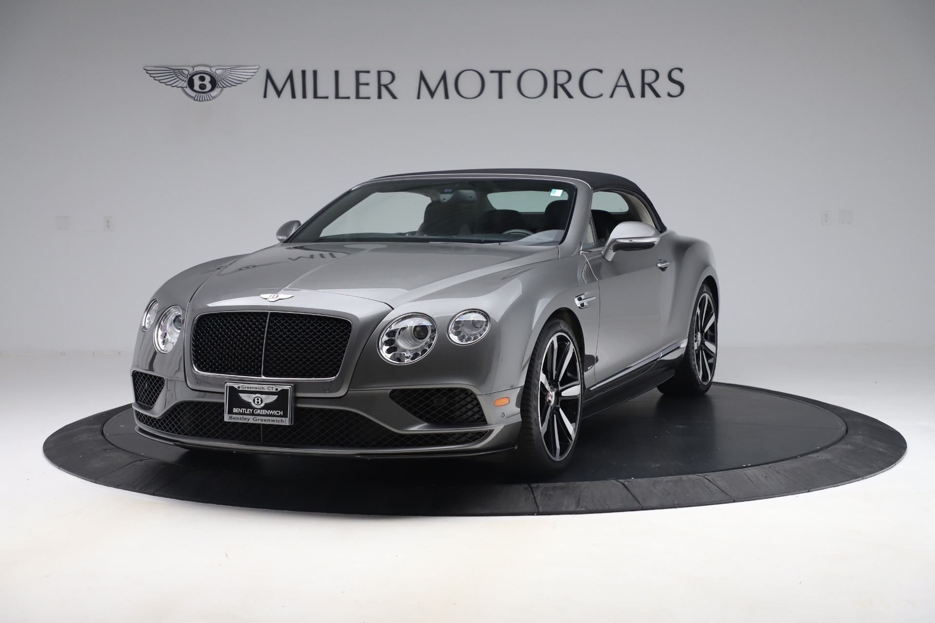 Used 2016 Bentley Continental GT V8 S For Sale In Greenwich, CT 3527_p13