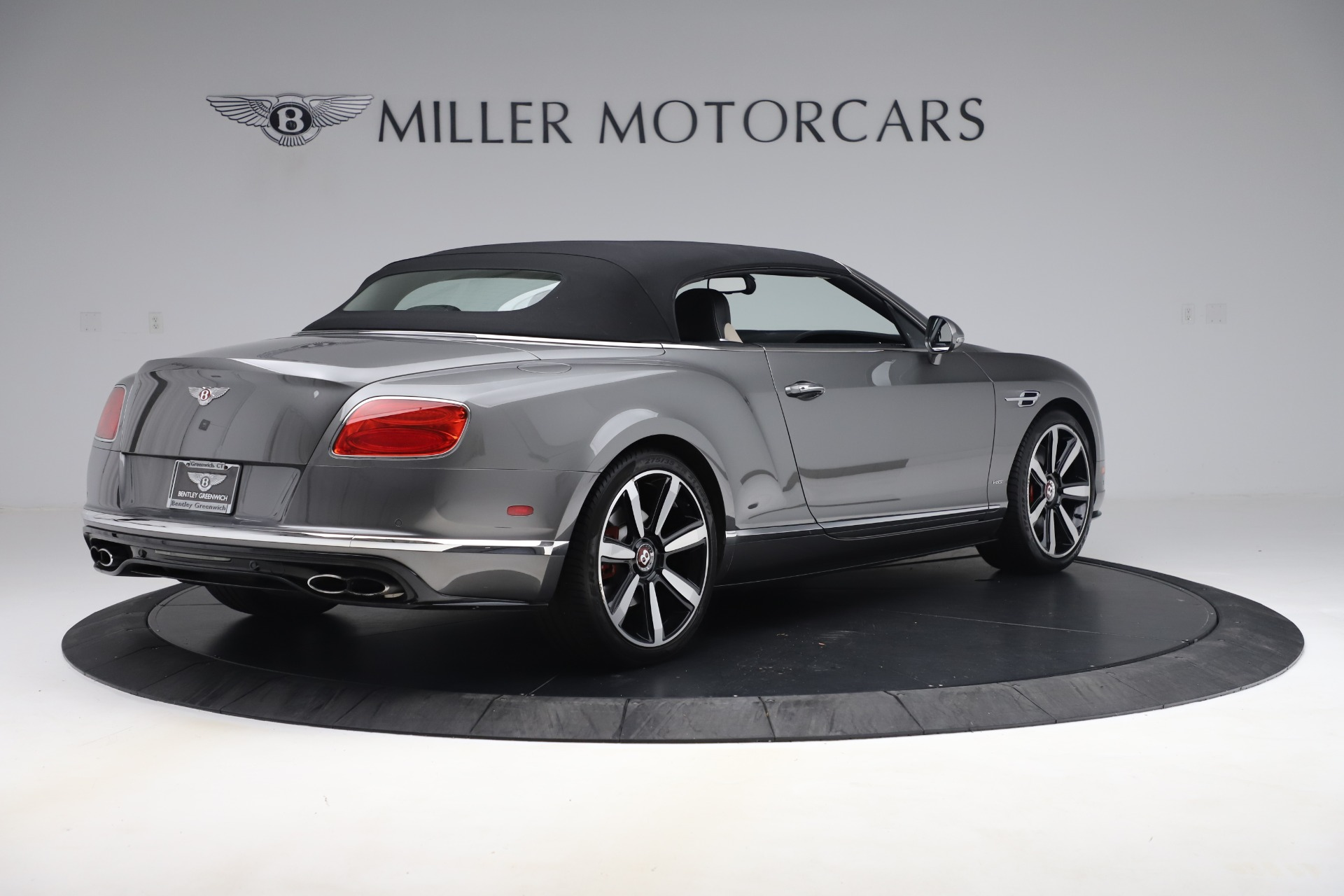 Used 2016 Bentley Continental GT V8 S For Sale In Greenwich, CT 3527_p16