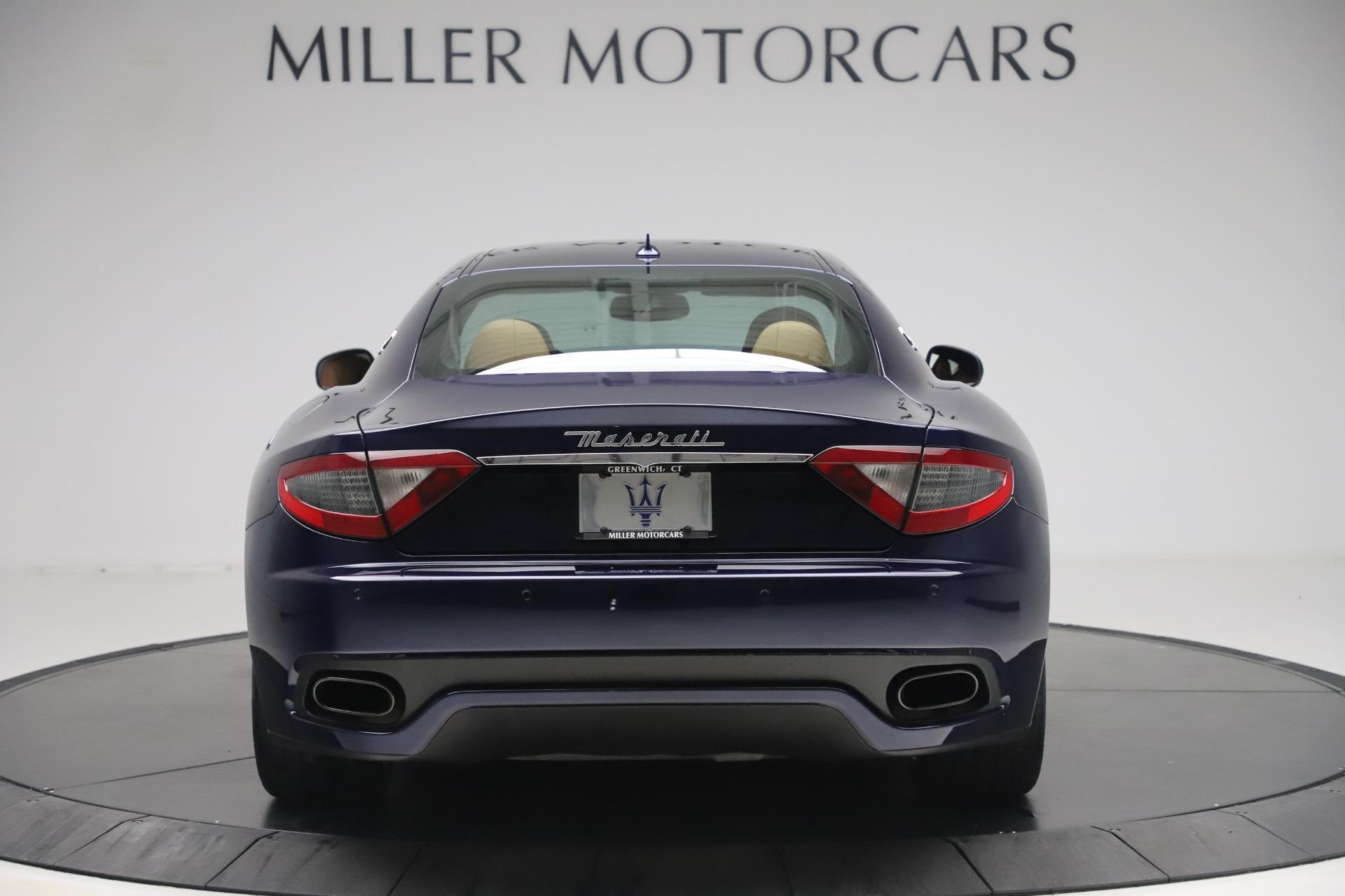 Used 2016 Maserati GranTurismo Sport For Sale In Greenwich, CT 3540_p6